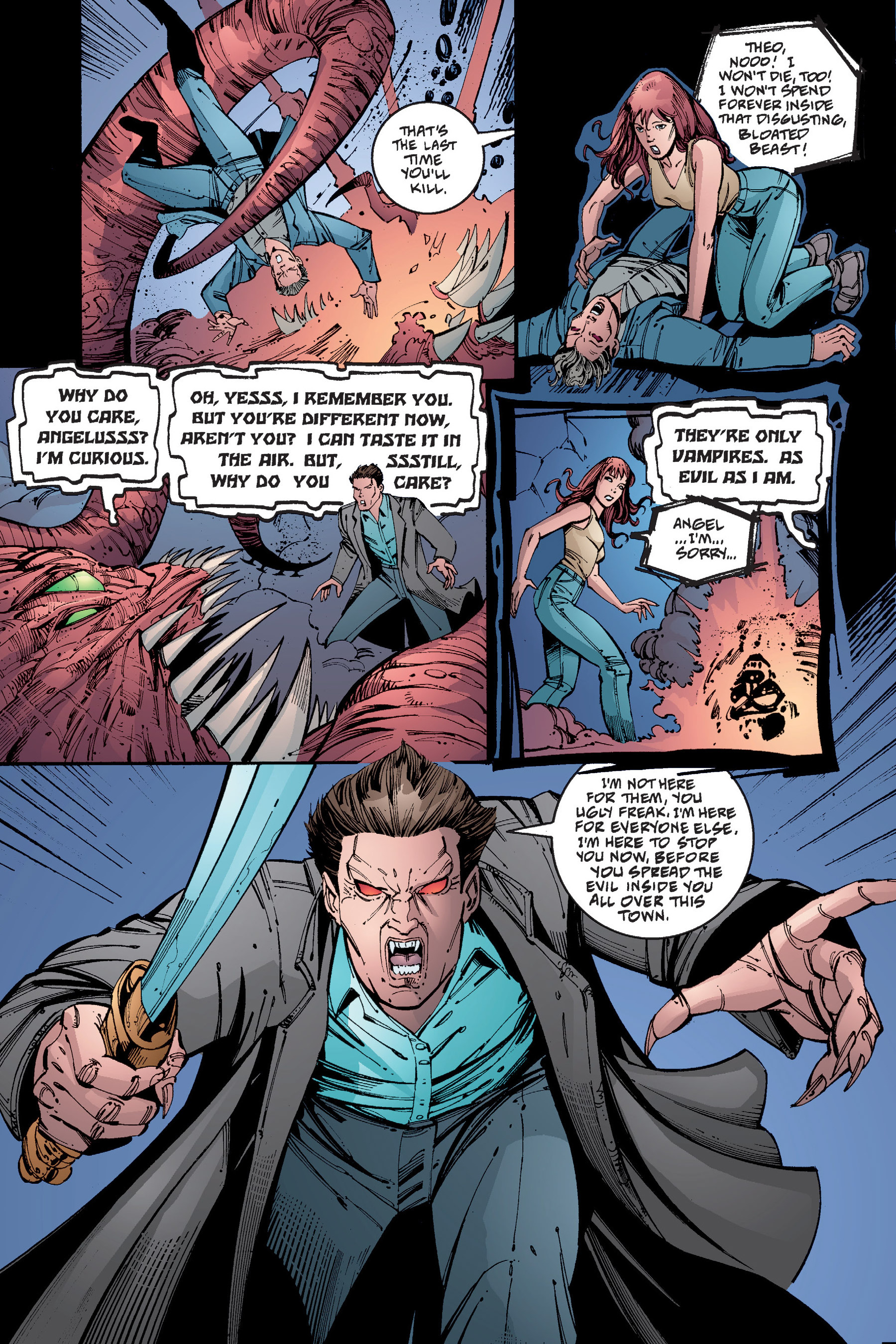 Read online Buffy the Vampire Slayer: Omnibus comic -  Issue # TPB 4 - 333