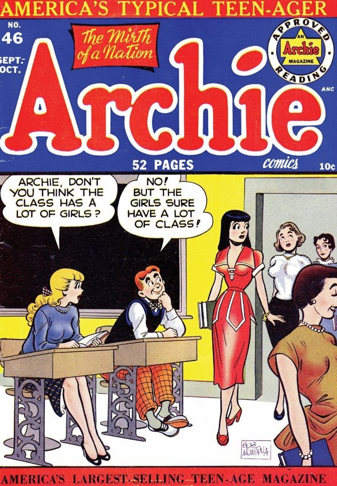 Archie Comics issue 046 - Page 1