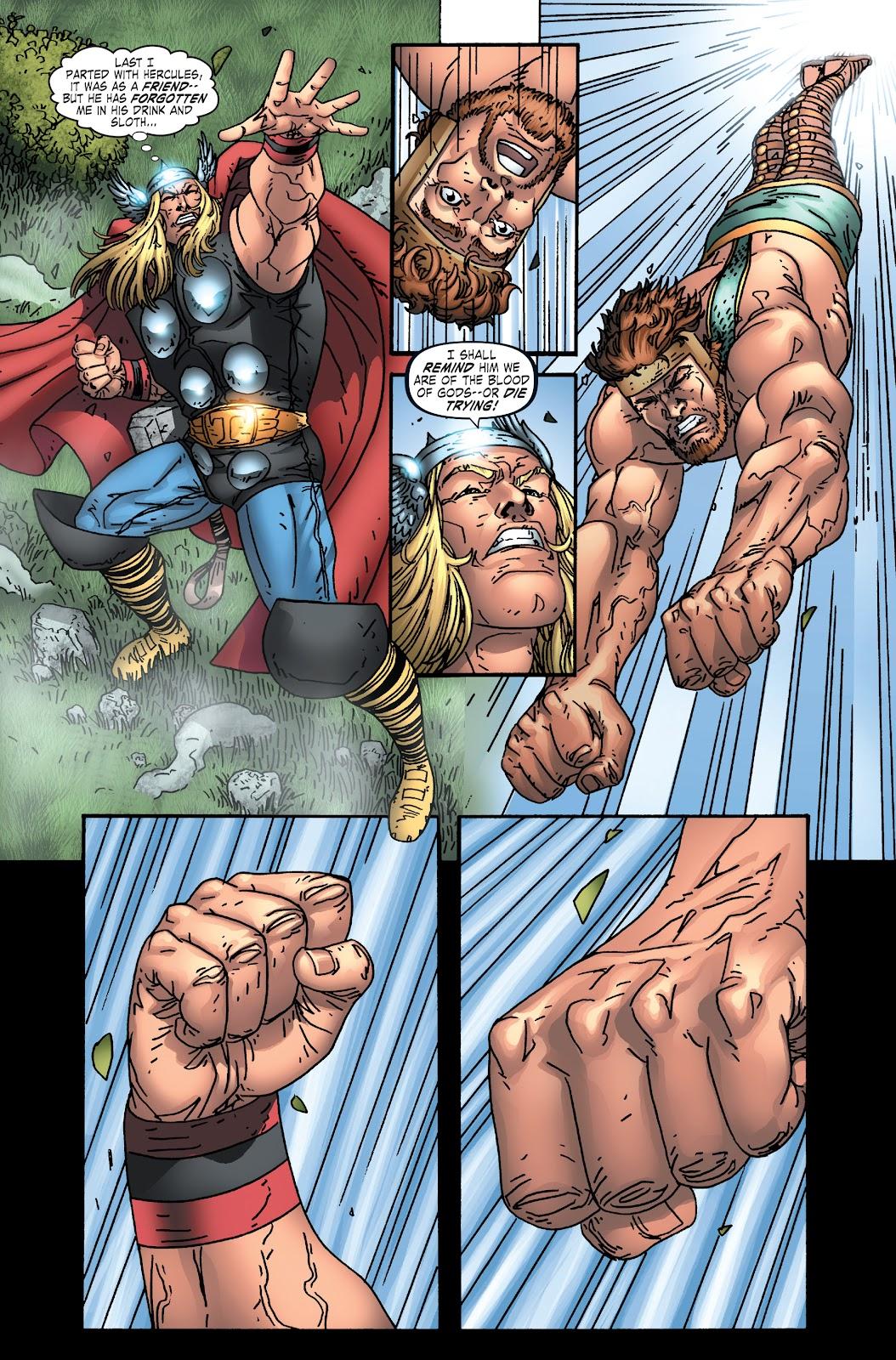 Read online Thor: Ragnaroks comic -  Issue # TPB (Part 1) - 65