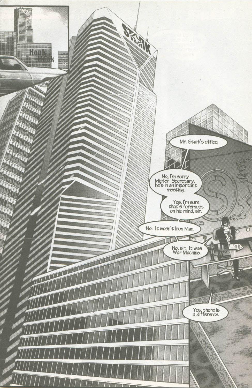 Read online U.S. War Machine comic -  Issue #2 - 3