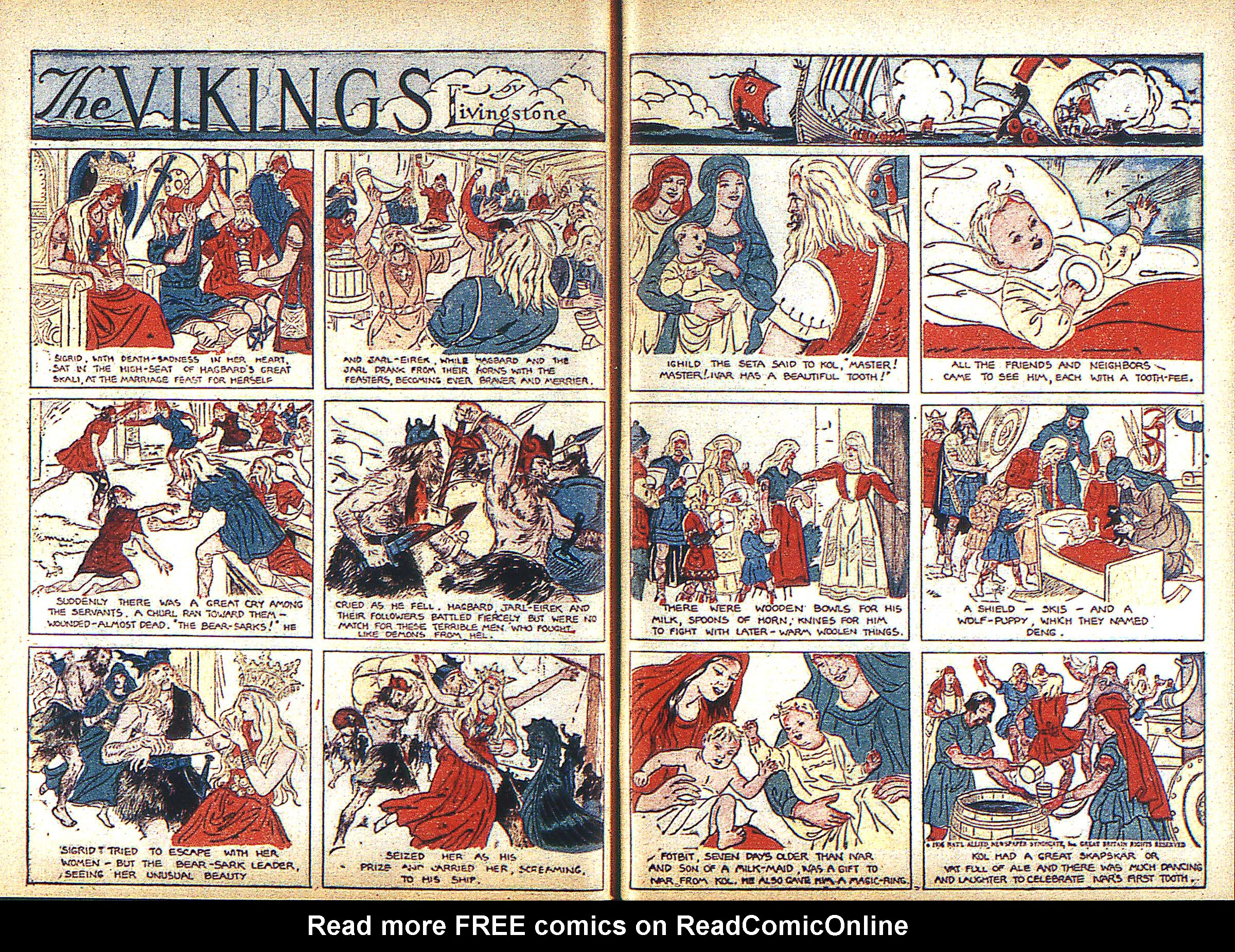 Read online Adventure Comics (1938) comic -  Issue #3 - 39