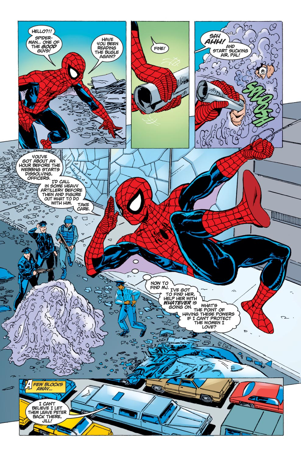 The Amazing Spider-Man (1999) 11 Page 19