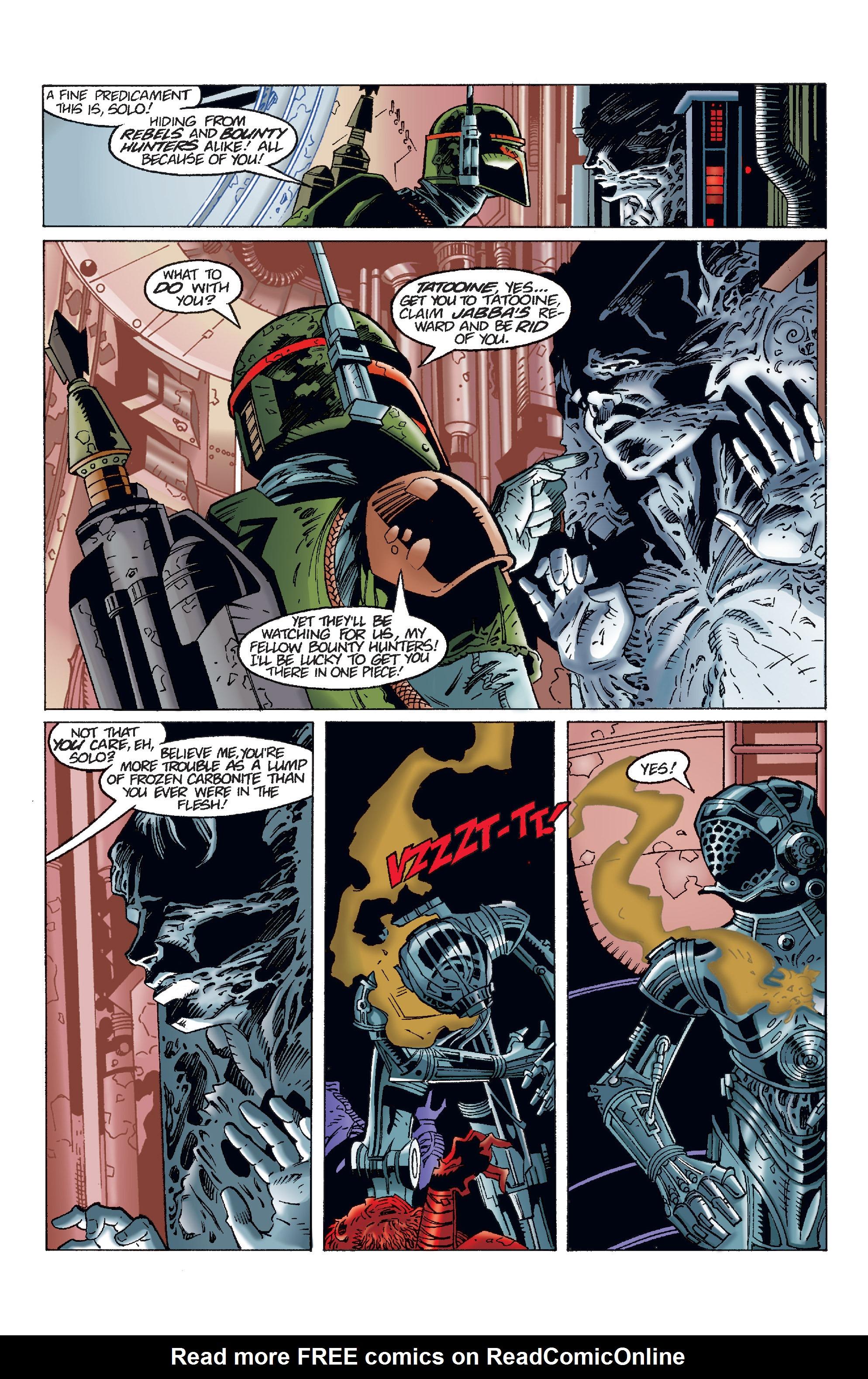 Read online Star Wars Omnibus comic -  Issue # Vol. 11 - 74