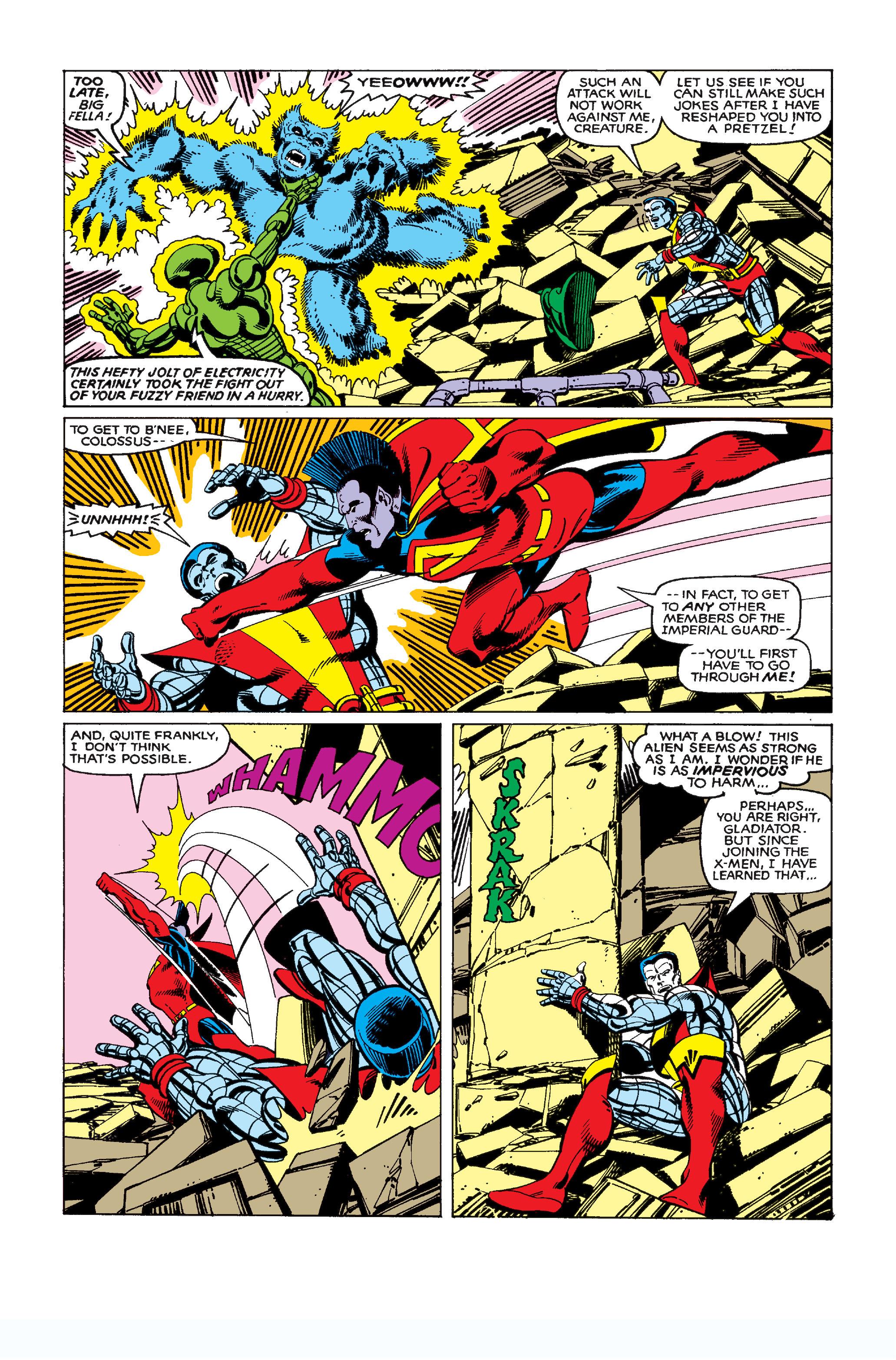 Uncanny X-Men (1963) 137 Page 24