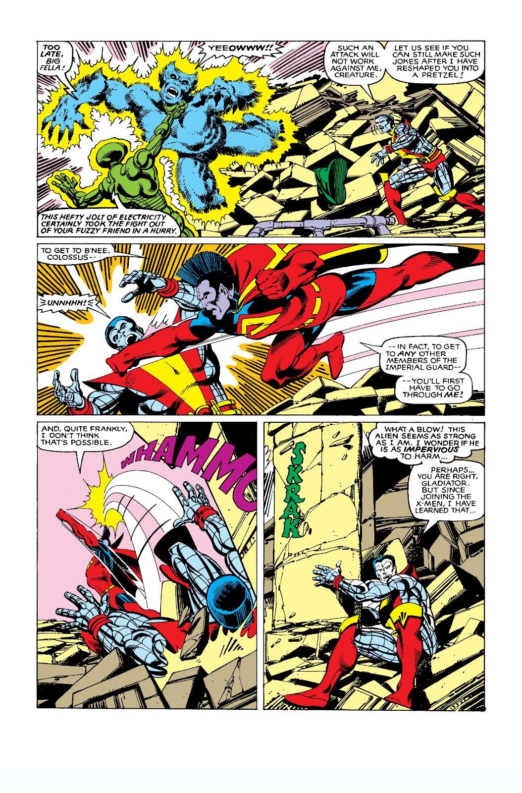 Uncanny X-Men (1963) issue 137 - Page 25