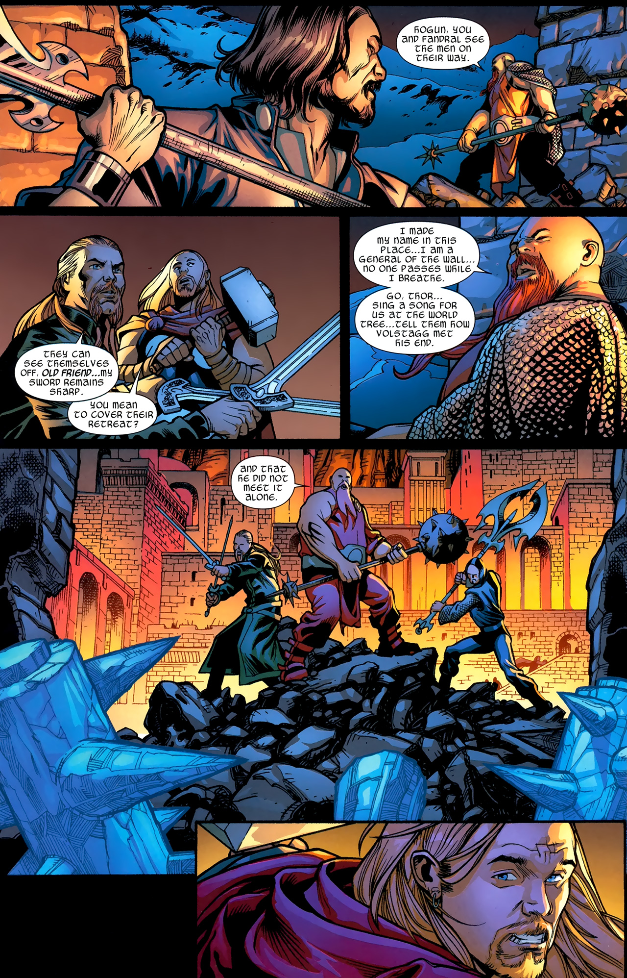 Read online Ultimate Thor comic -  Issue #3 - 11
