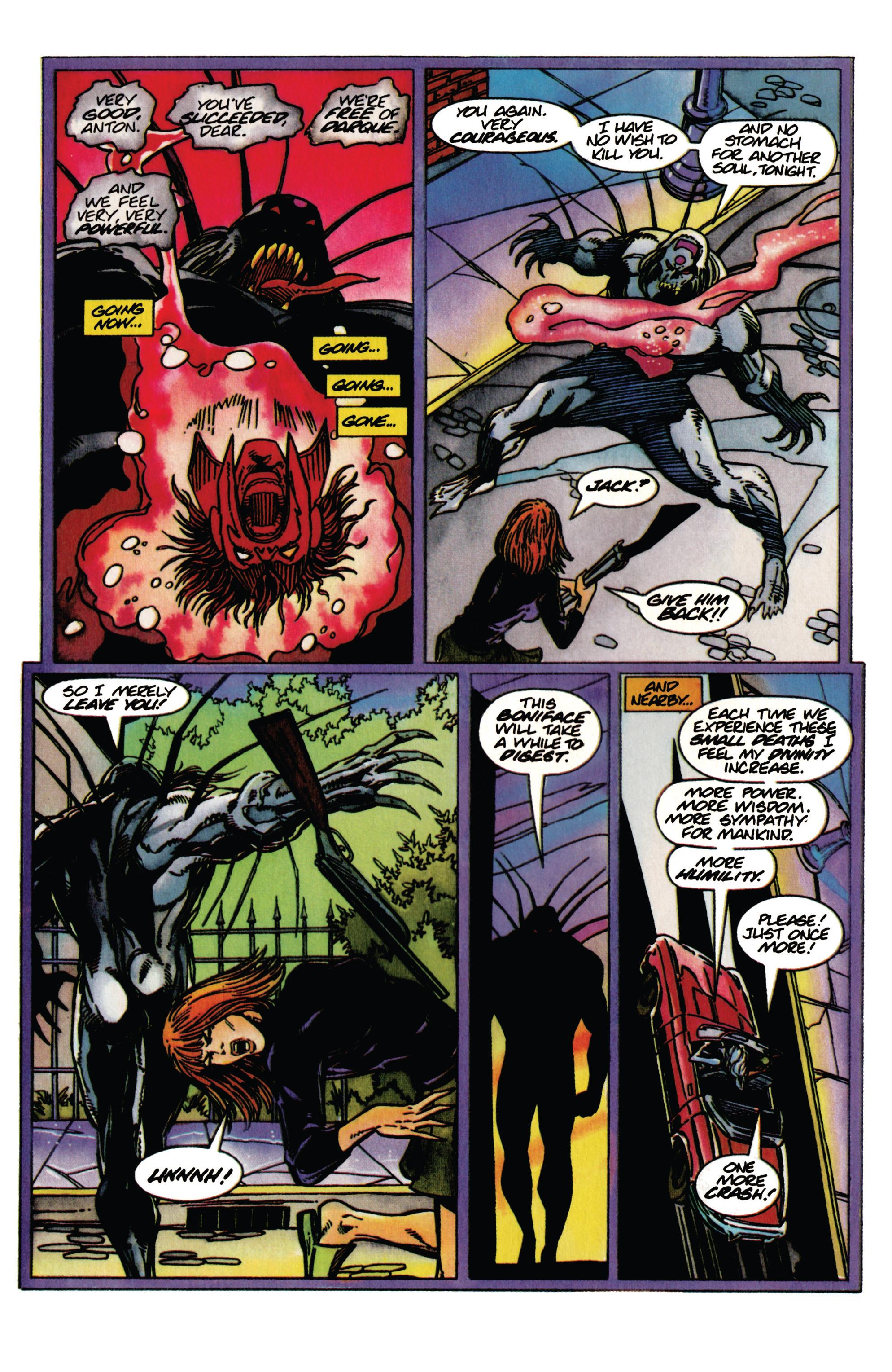 Read online Shadowman (1992) comic -  Issue #31 - 21