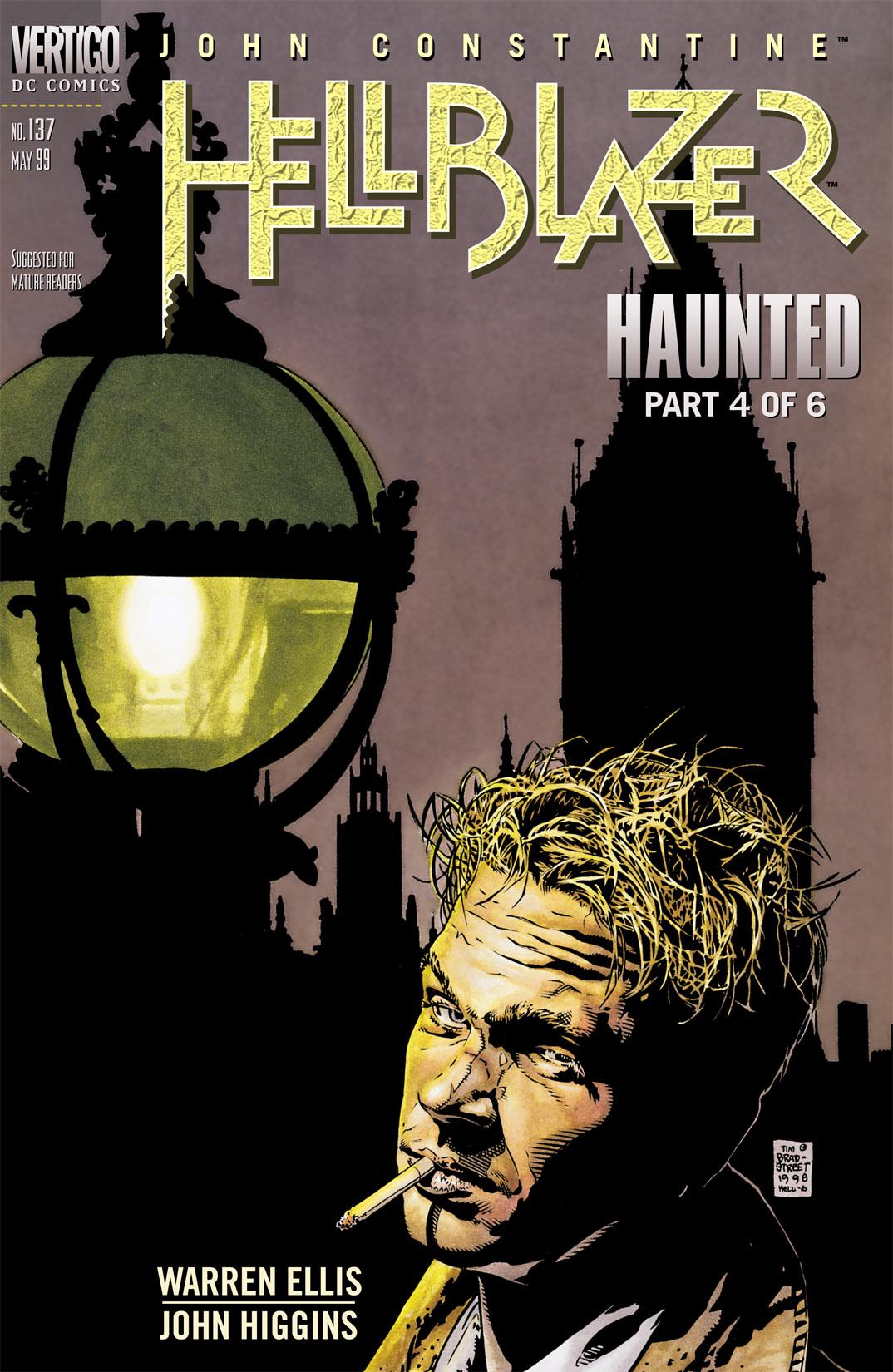 Hellblazer issue 137 - Page 1