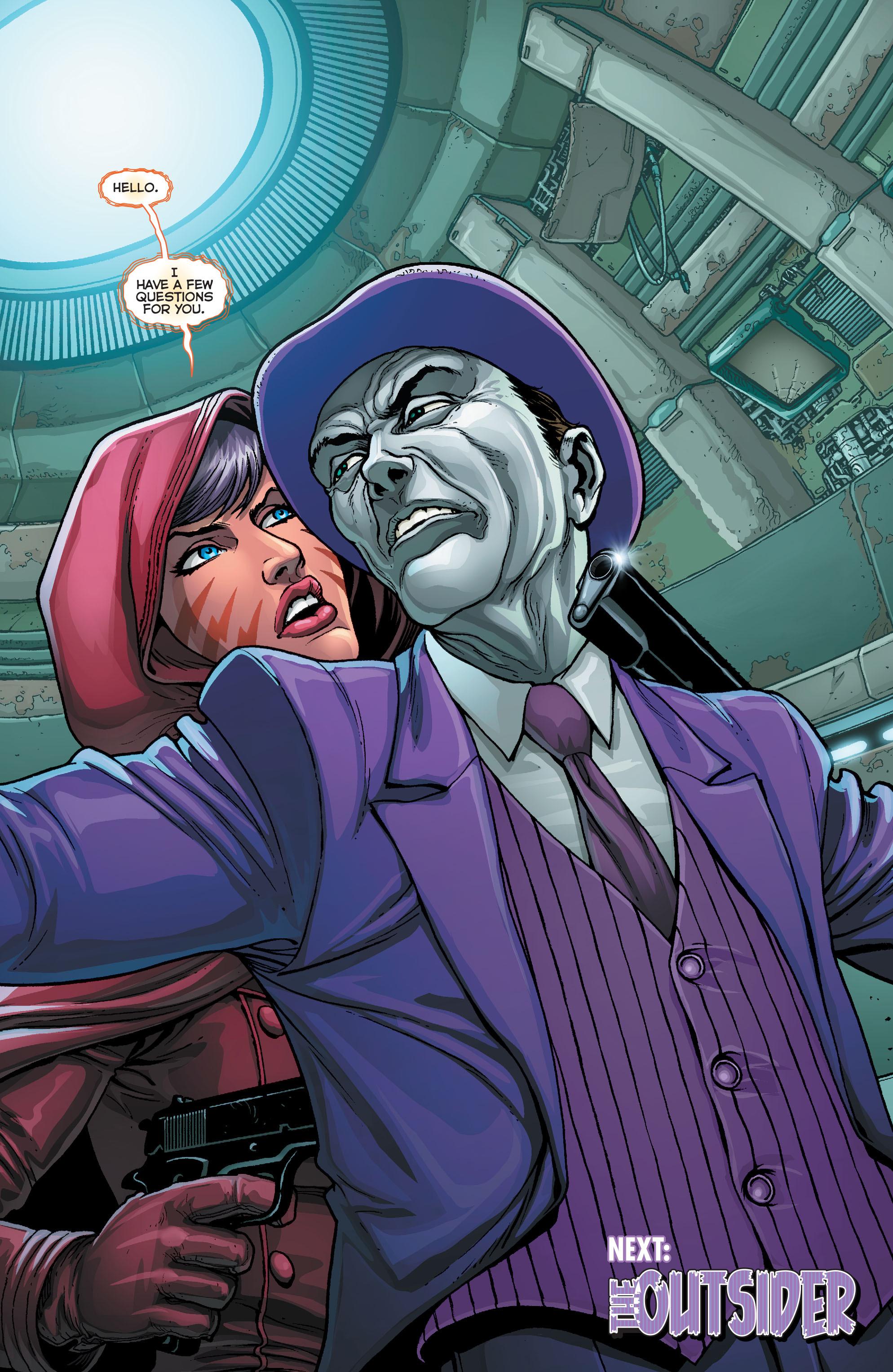 Read online Trinity of Sin: Pandora comic -  Issue #4 - 20