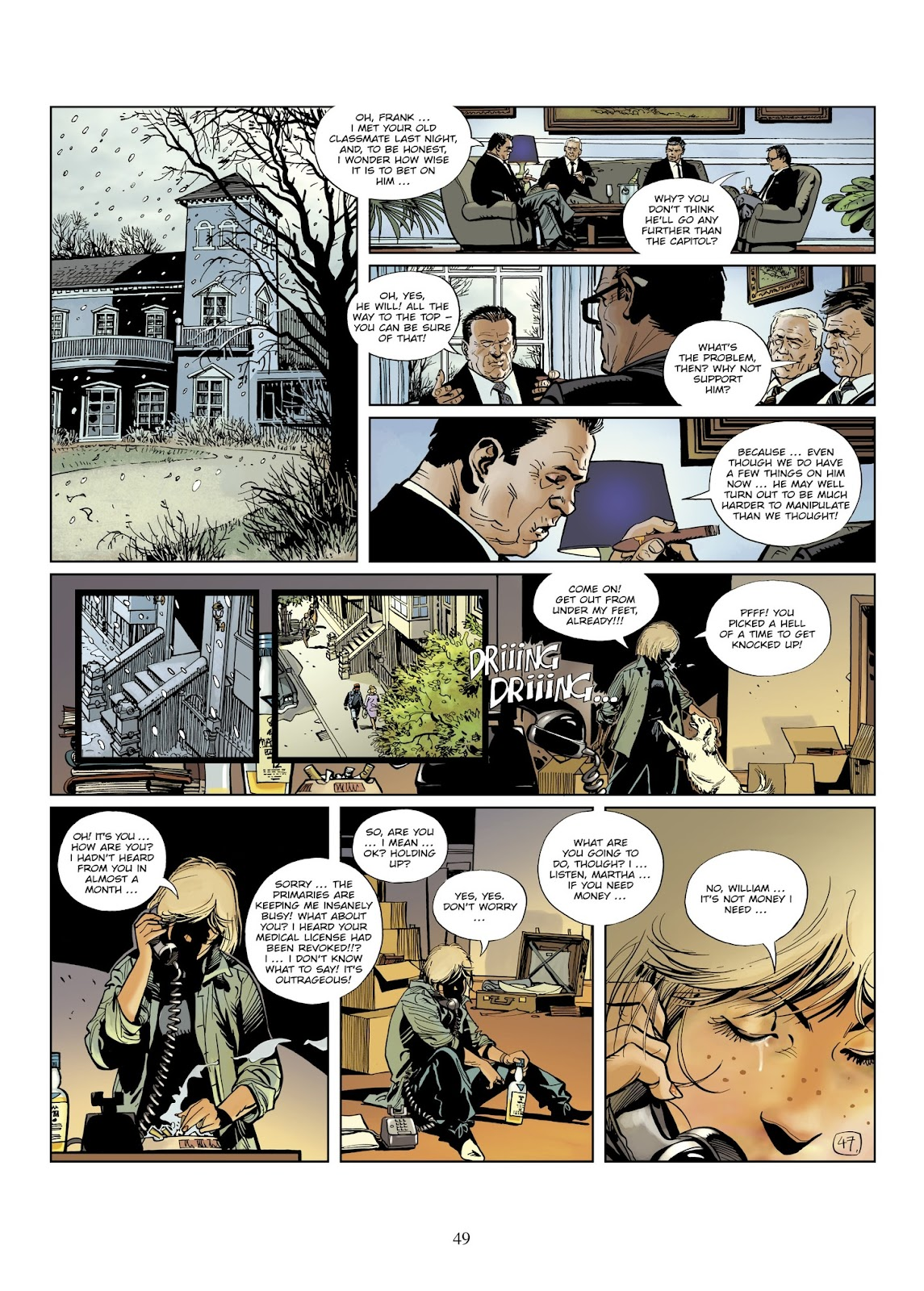 XIII Mystery issue 8 - Page 51