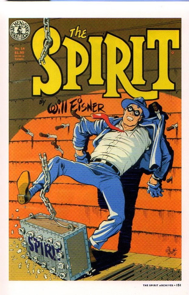 Read online Will Eisner's The Spirit Archives comic -  Issue # TPB 26 (Part 2) - 58