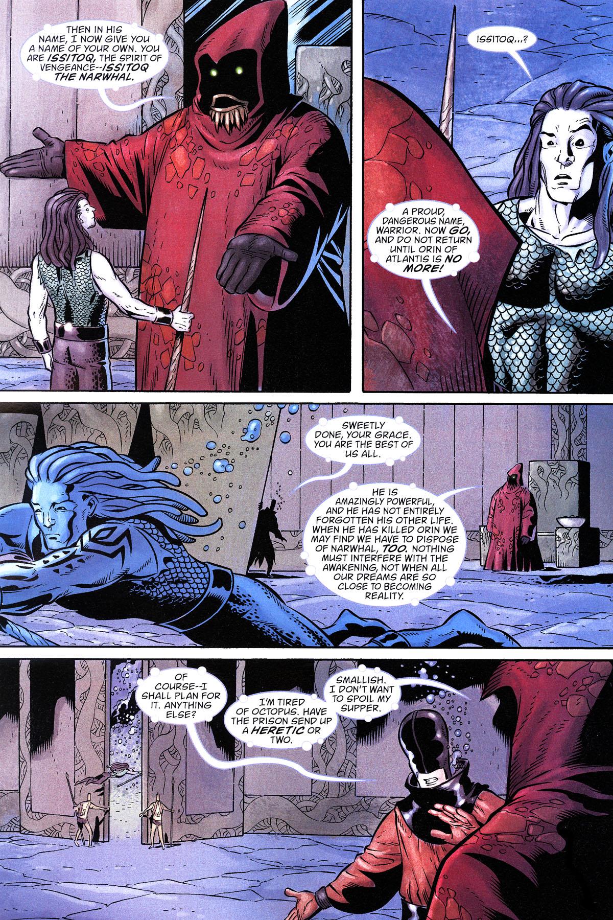 Read online Aquaman: Sword of Atlantis comic -  Issue #50 - 16