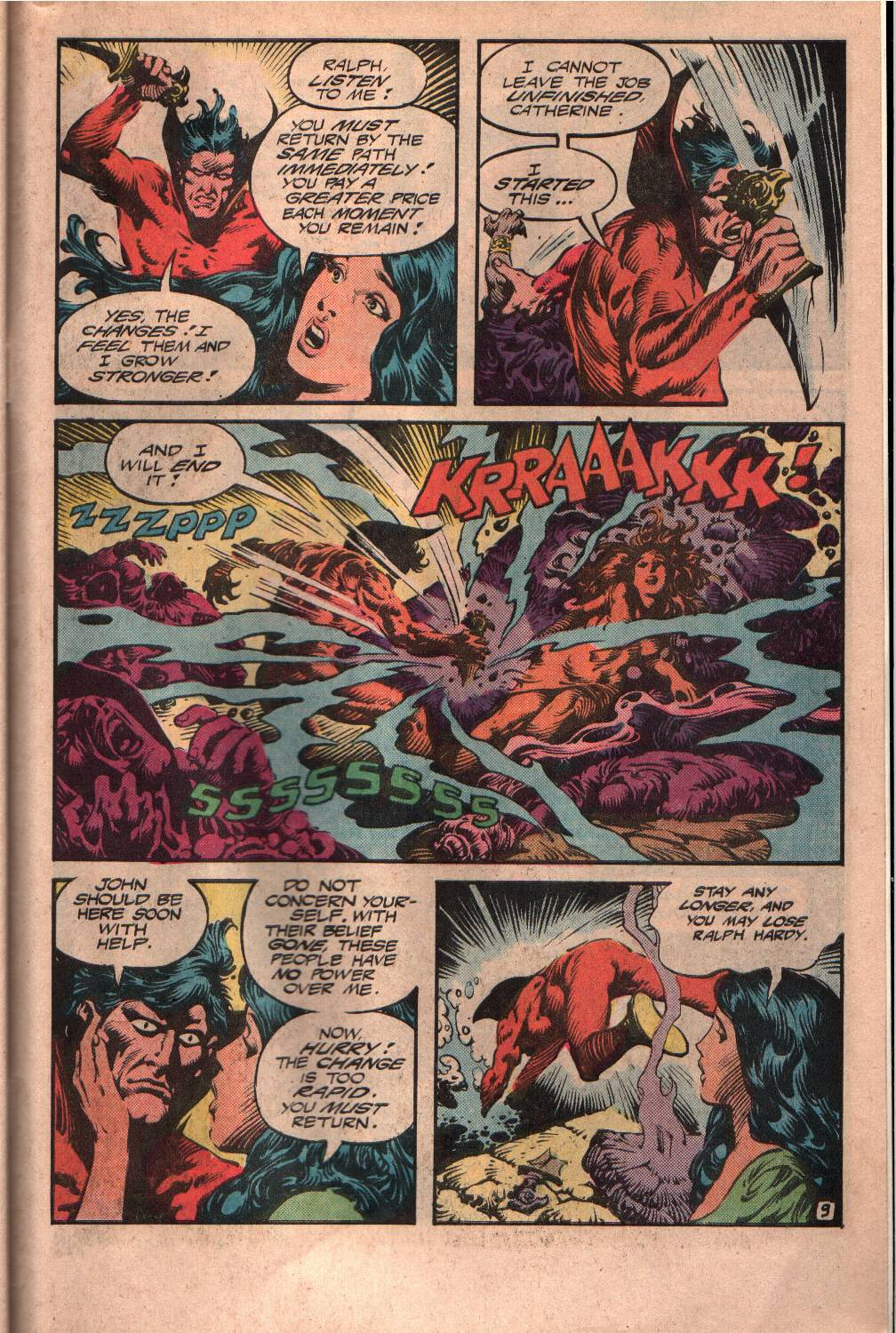Read online The Fly (1983) comic -  Issue #7 - 26