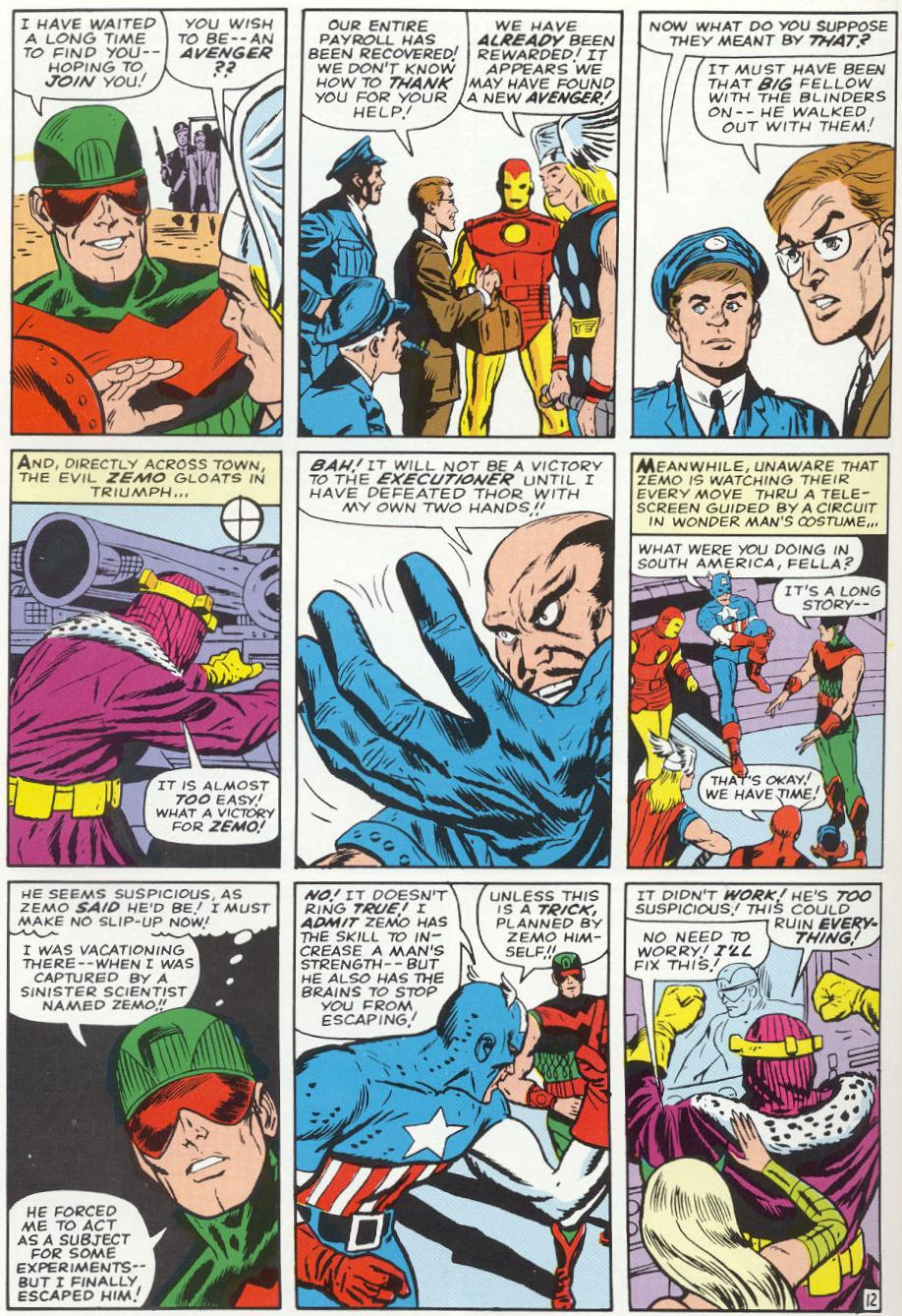 The Avengers (1963) 9 Page 12