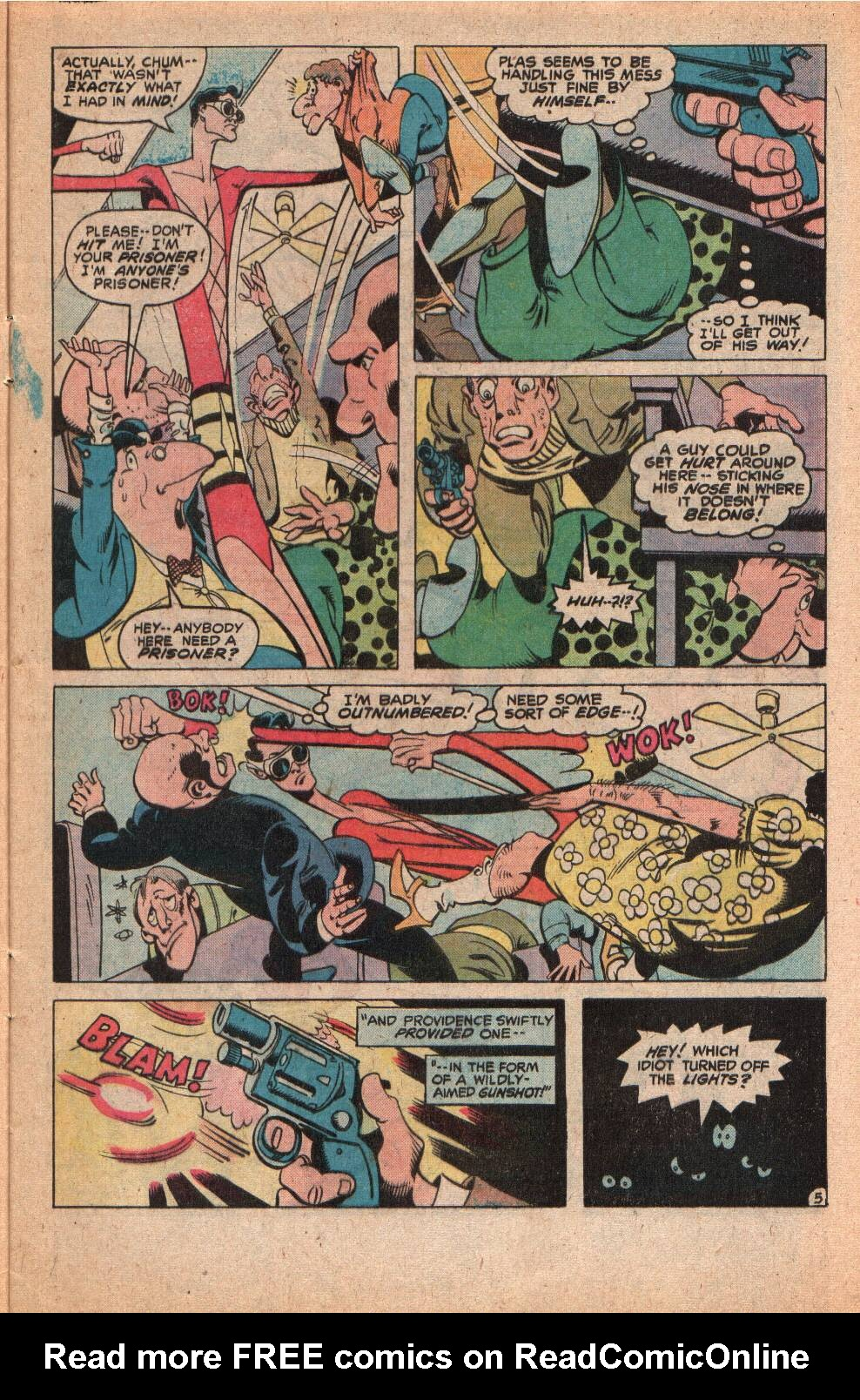 Read online Adventure Comics (1938) comic -  Issue #498 - 7