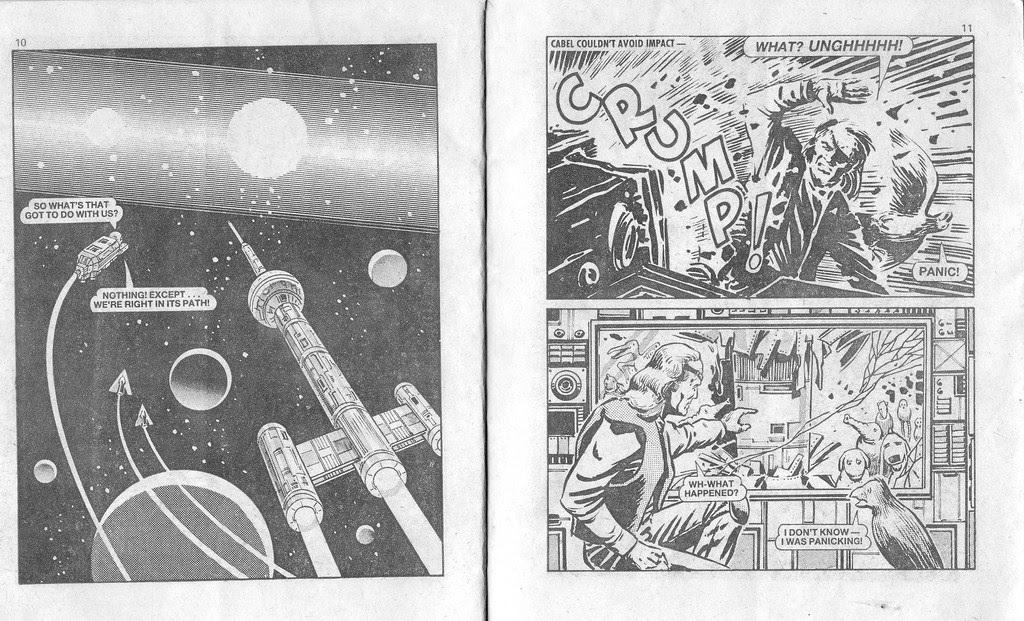 Starblazer issue 194 - Page 6