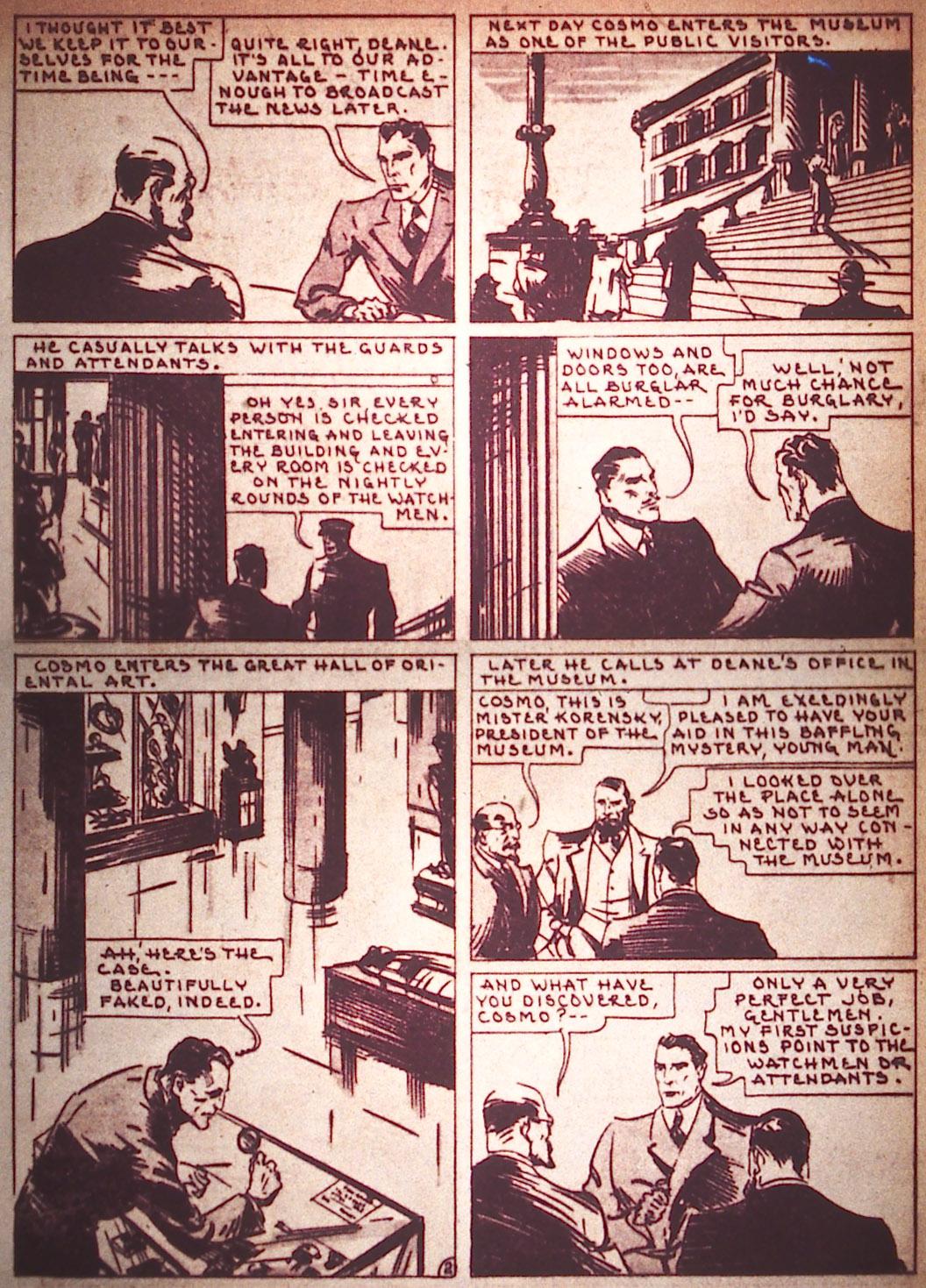 Read online Detective Comics (1937) comic -  Issue #16 - 17