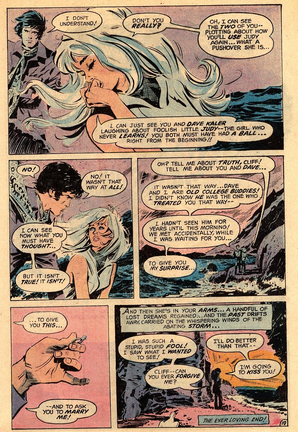 Read online Secret Hearts comic -  Issue #150 - 13