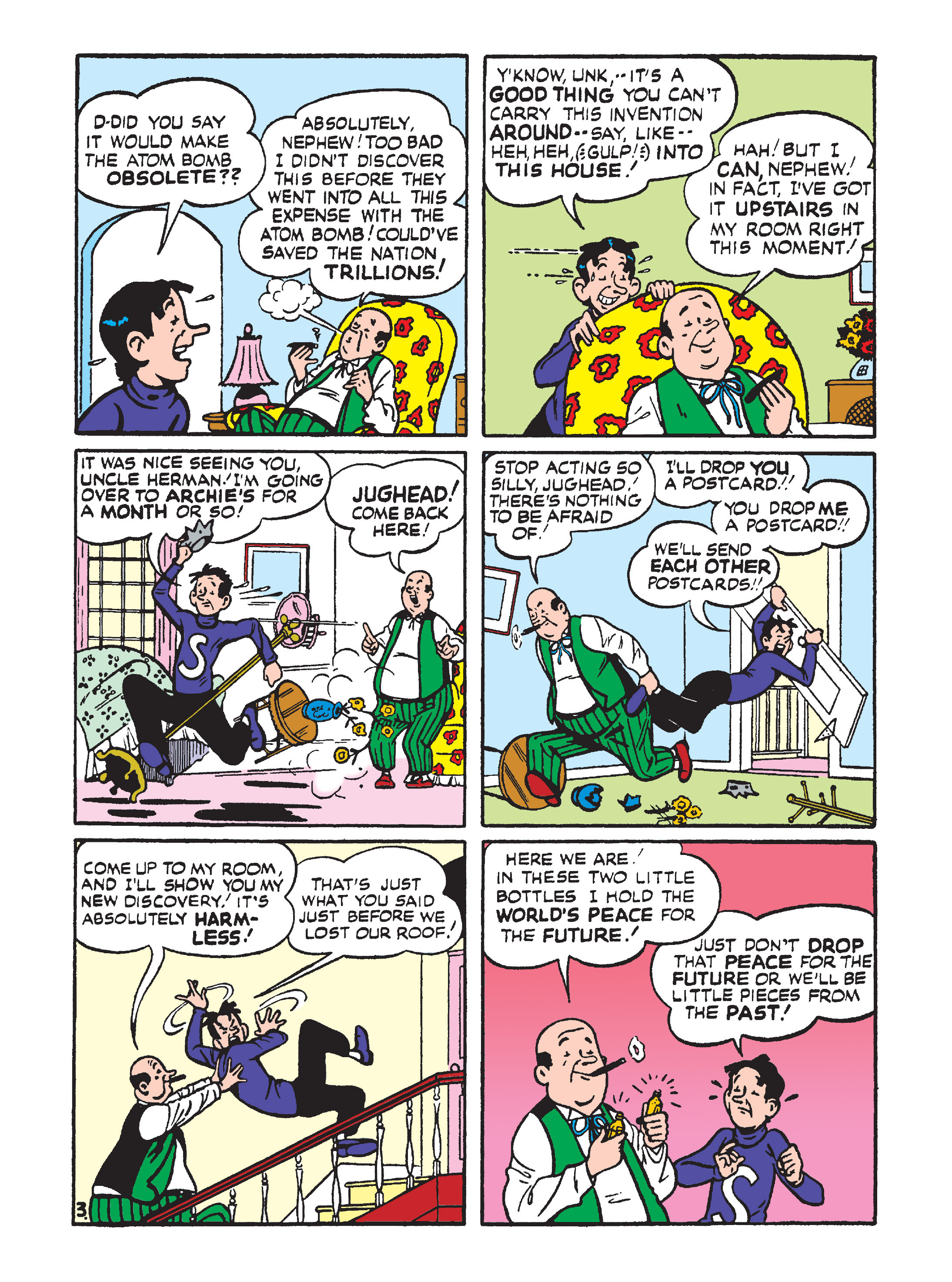 Read online Archie 75th Anniversary Digest comic -  Issue #3 - 45