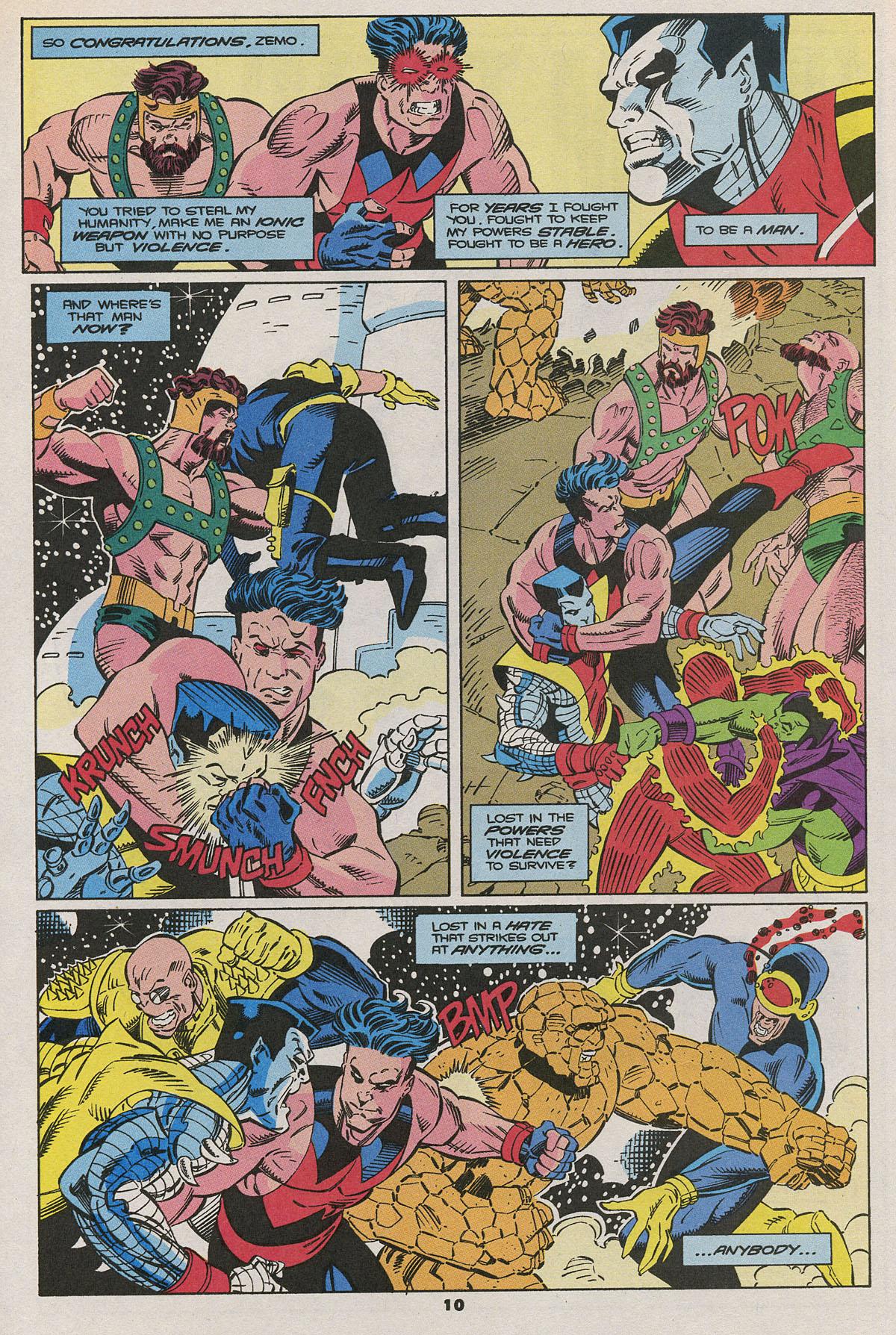 Read online Wonder Man (1991) comic -  Issue #15 - 7