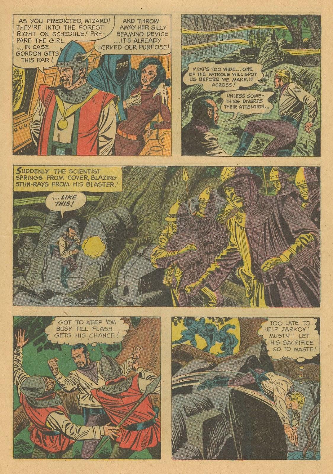 Flash Gordon (1966) issue 2 - Page 9
