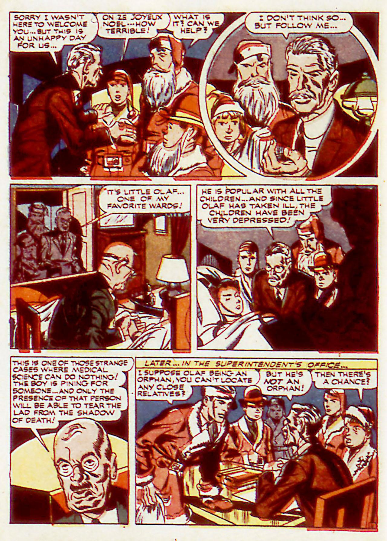 Read online Detective Comics (1937) comic -  Issue #71 - 20