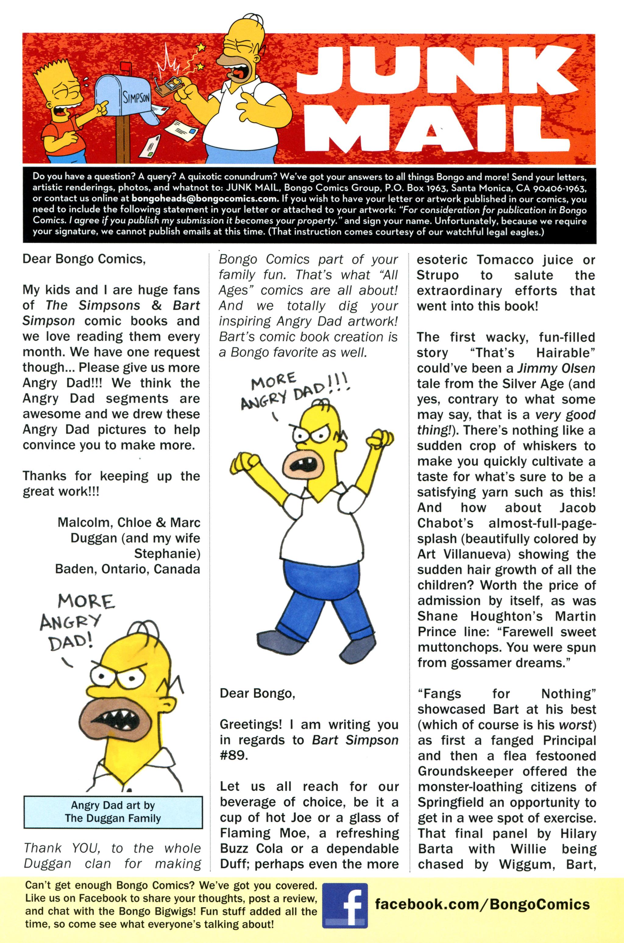 Read online Simpsons Comics Presents Bart Simpson comic -  Issue #90 - 29