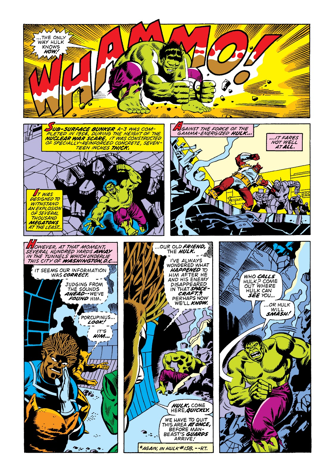 Read online Marvel Masterworks: The Incredible Hulk comic -  Issue # TPB 10 (Part 2) - 34