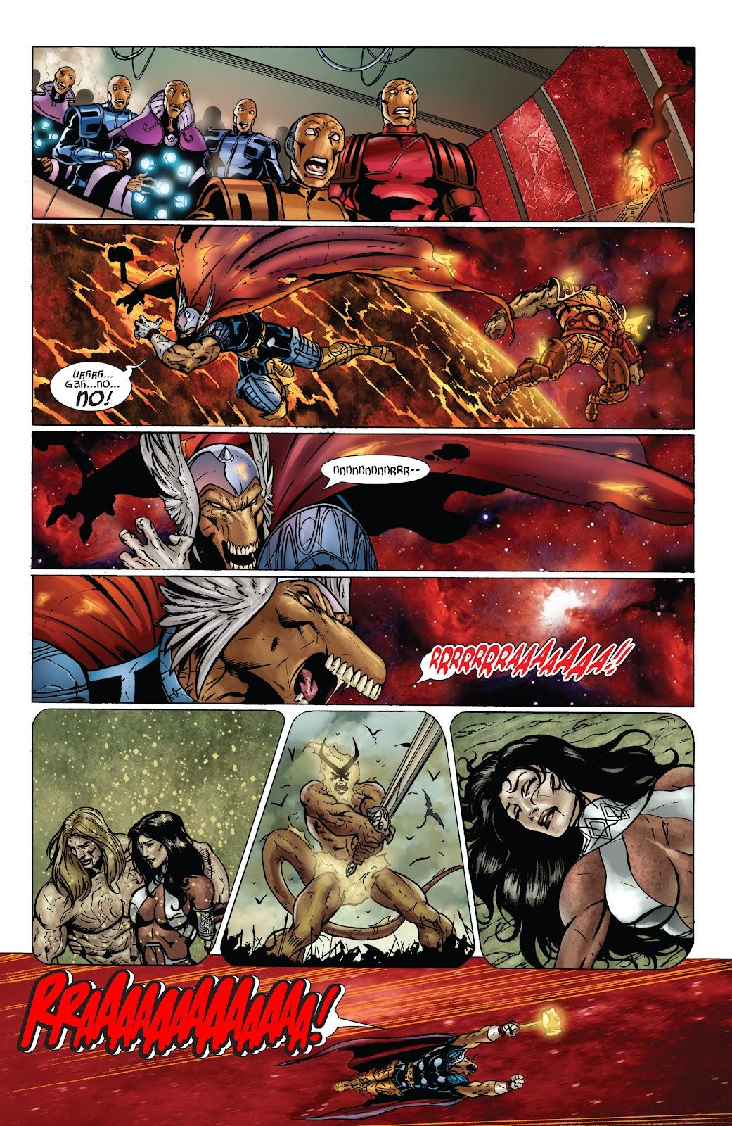 Read online Thor: Ragnaroks comic -  Issue # TPB (Part 3) - 75