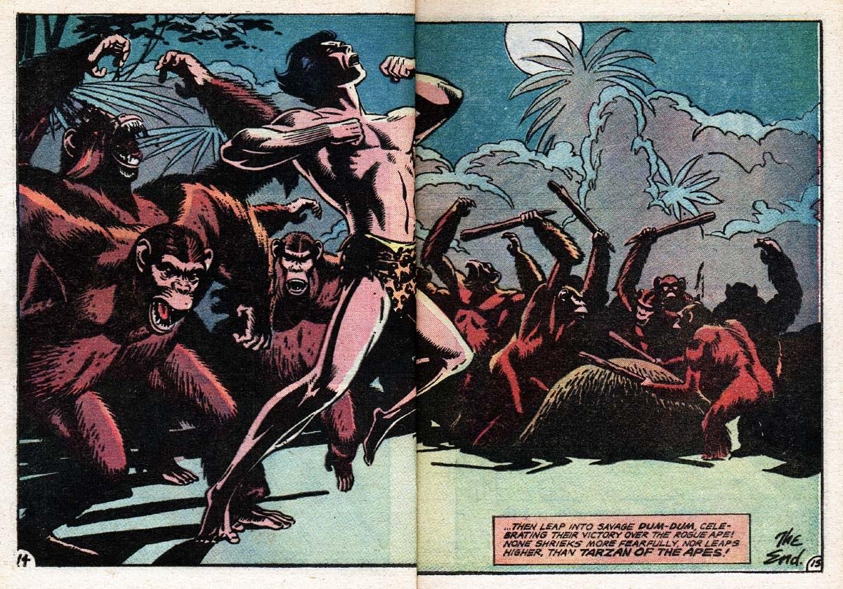 Tarzan Digest issue TPB (Part 2) - Page 1