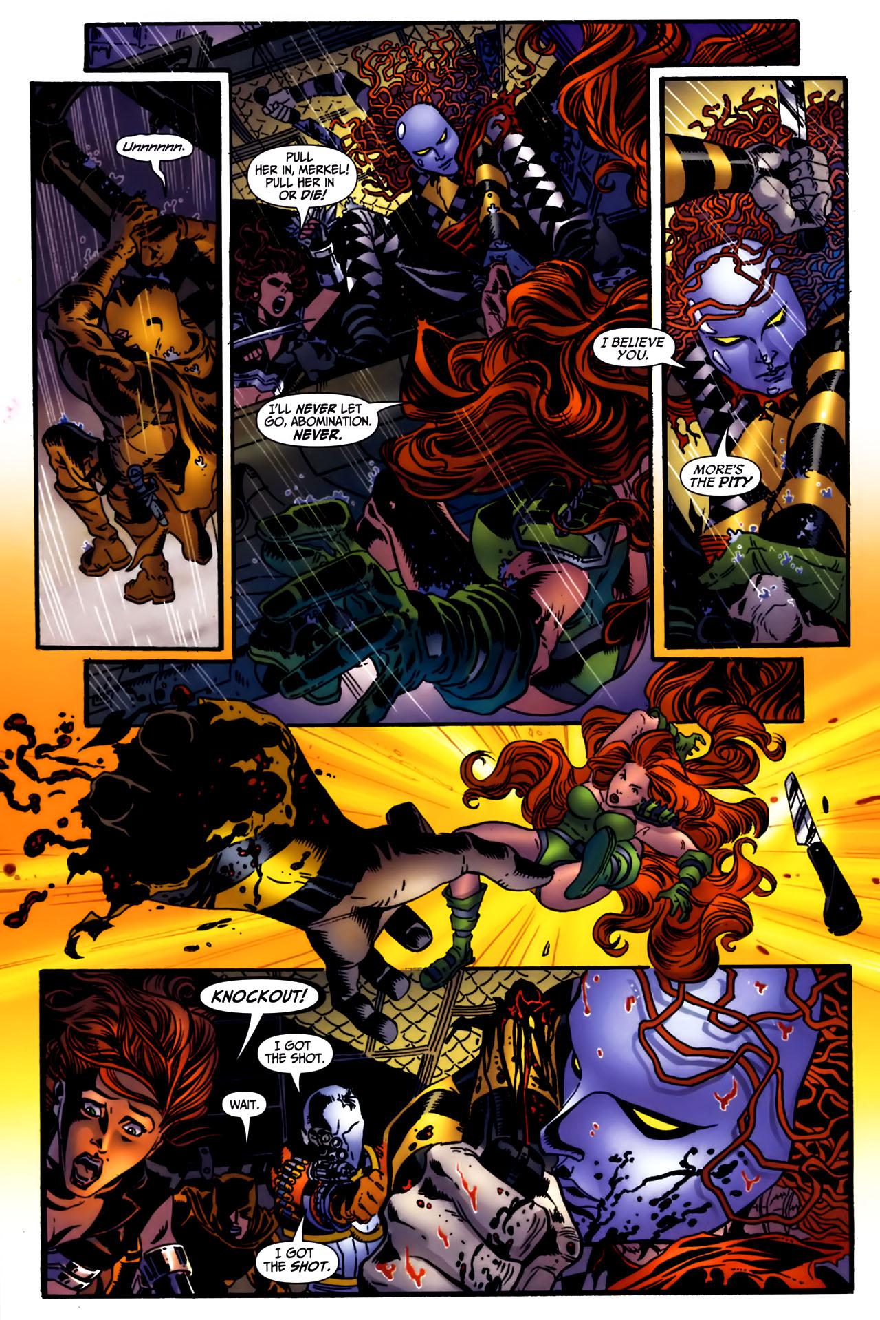 Read online Secret Six (2006) comic -  Issue #3 - 18