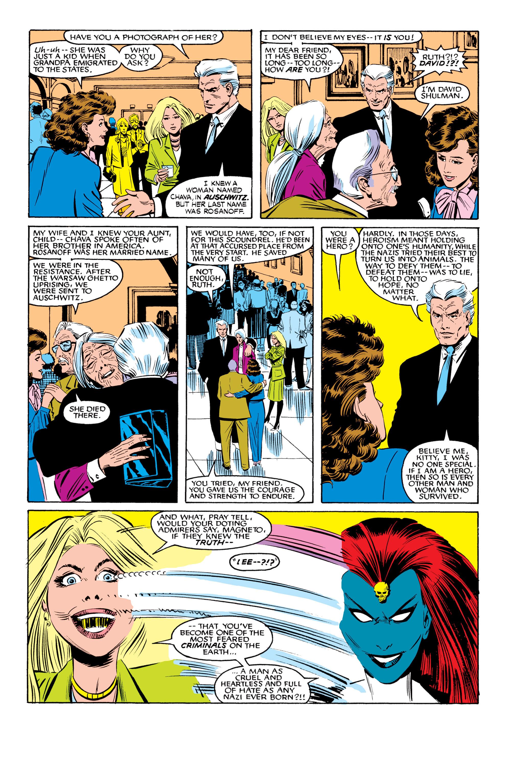 Read online Uncanny X-Men (1963) comic -  Issue #199 - 15