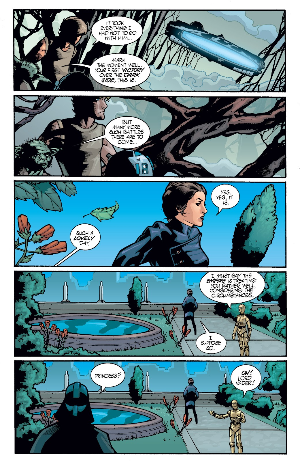 Read online Star Wars Legends: Infinities - Epic Collection comic -  Issue # TPB (Part 1) - 48