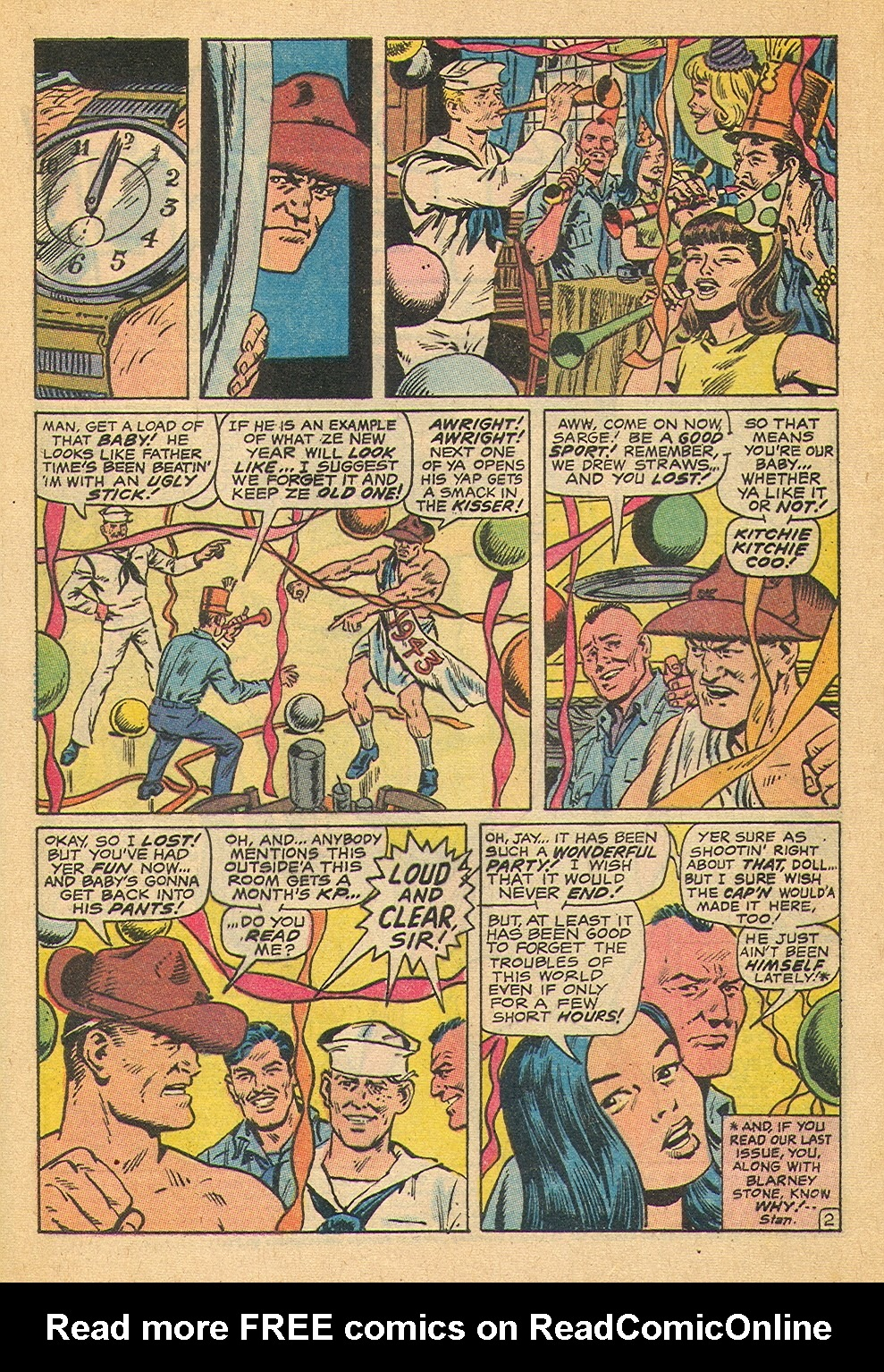 Captain Savage and his Leatherneck Raiders issue 19 - Page 4