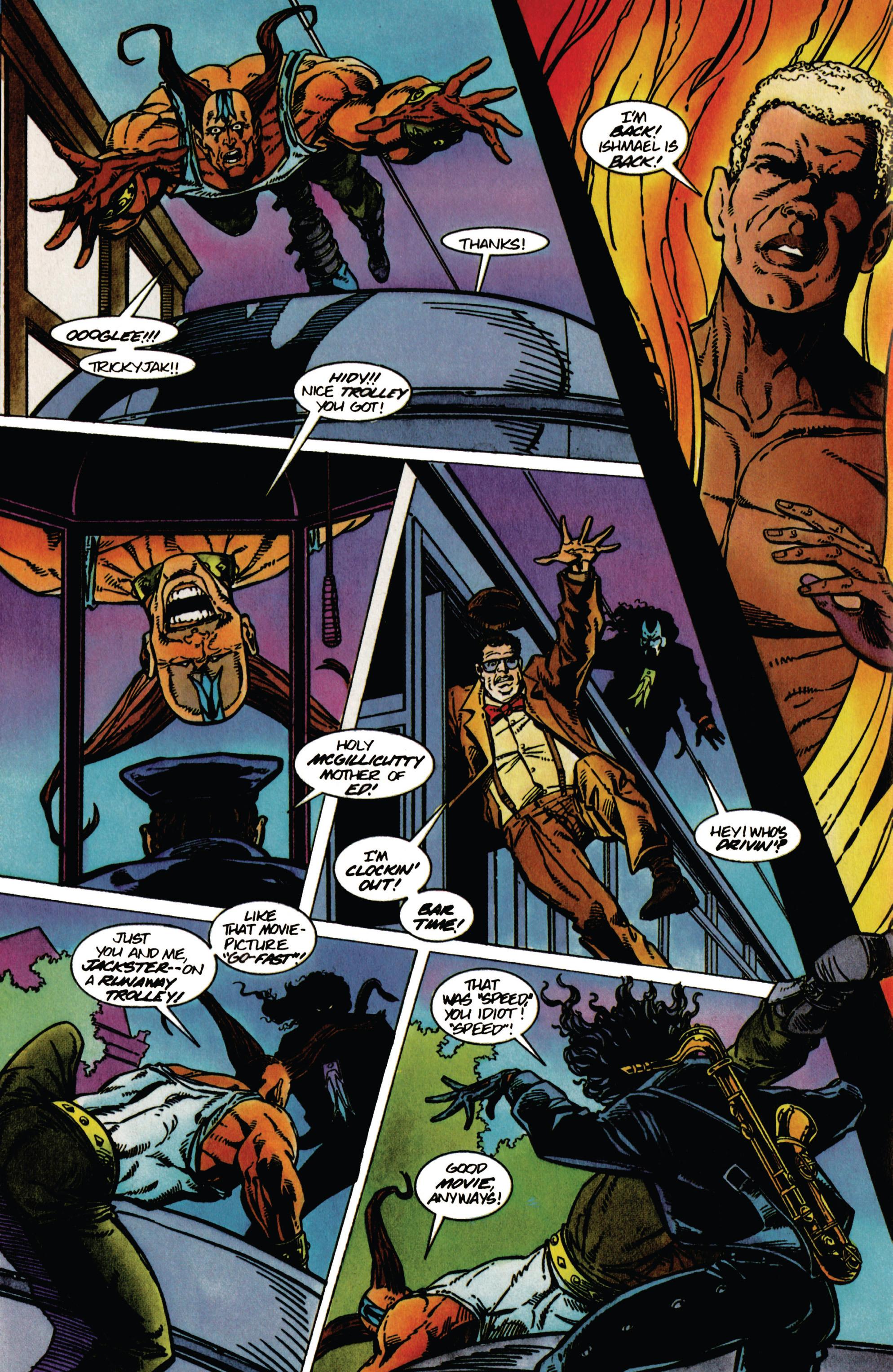 Read online Shadowman (1992) comic -  Issue #38 - 19