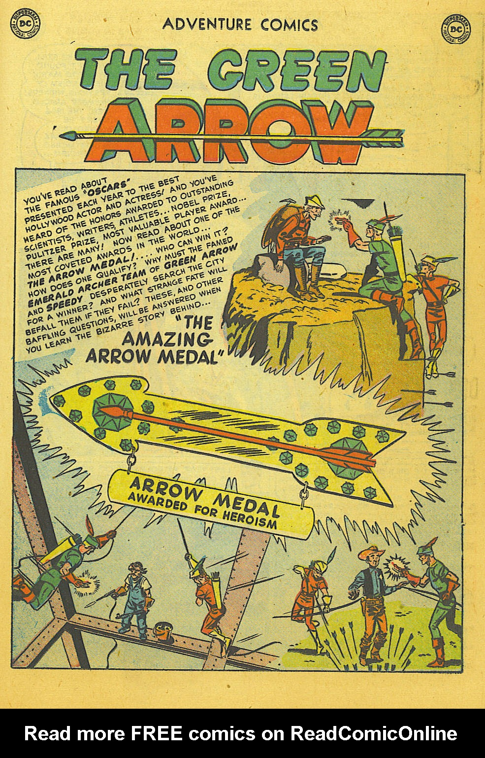 Read online Adventure Comics (1938) comic -  Issue #169 - 14
