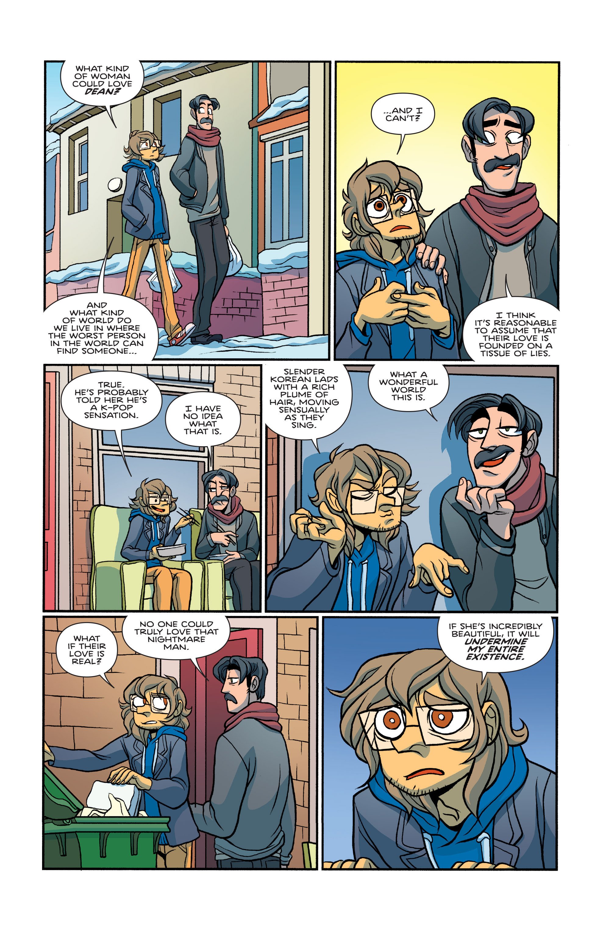 Read online Giant Days (2015) comic -  Issue #26 - 9