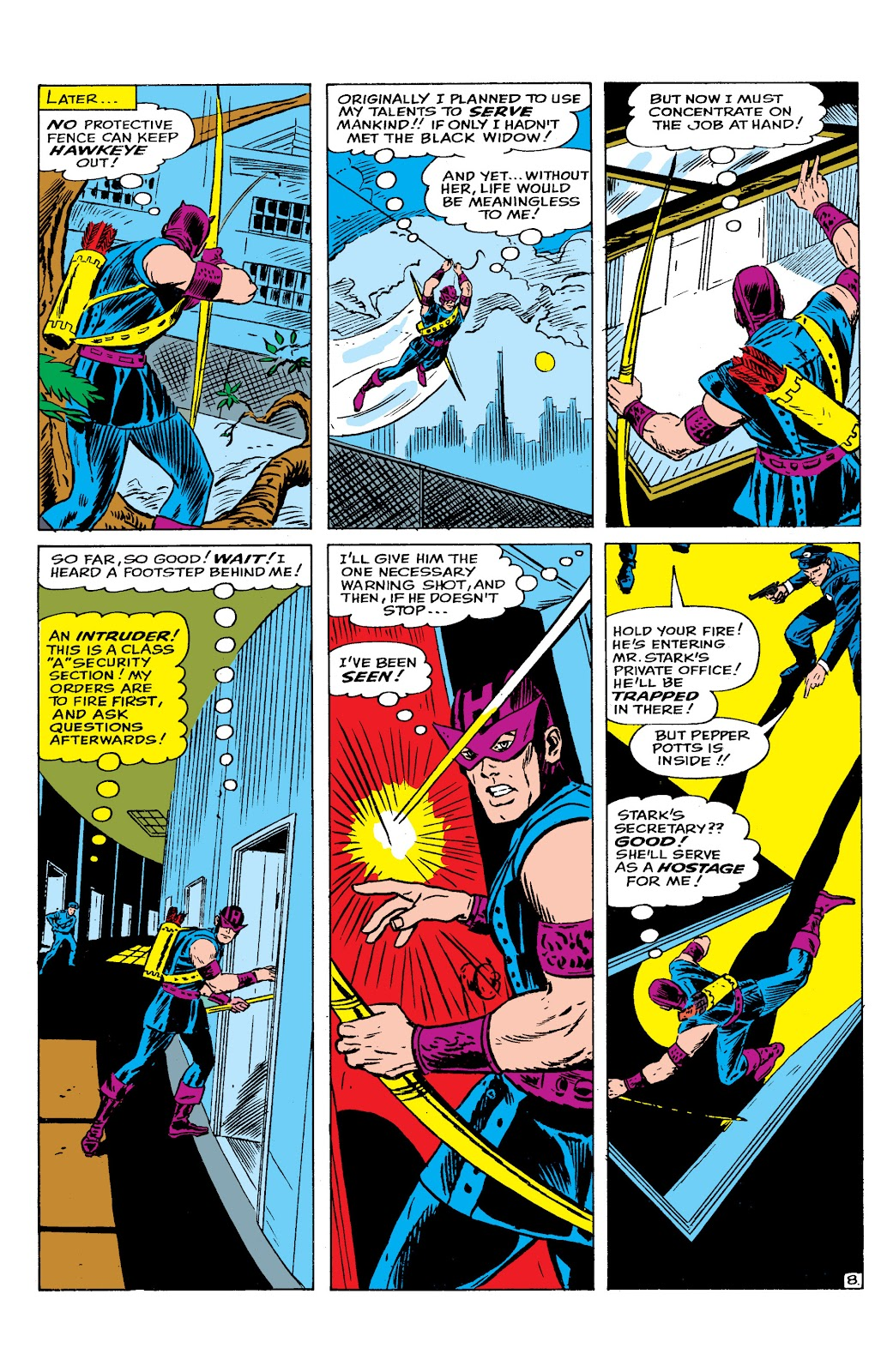 Read online Marvel Masterworks: The Invincible Iron Man comic -  Issue # TPB 2 (Part 2) - 64