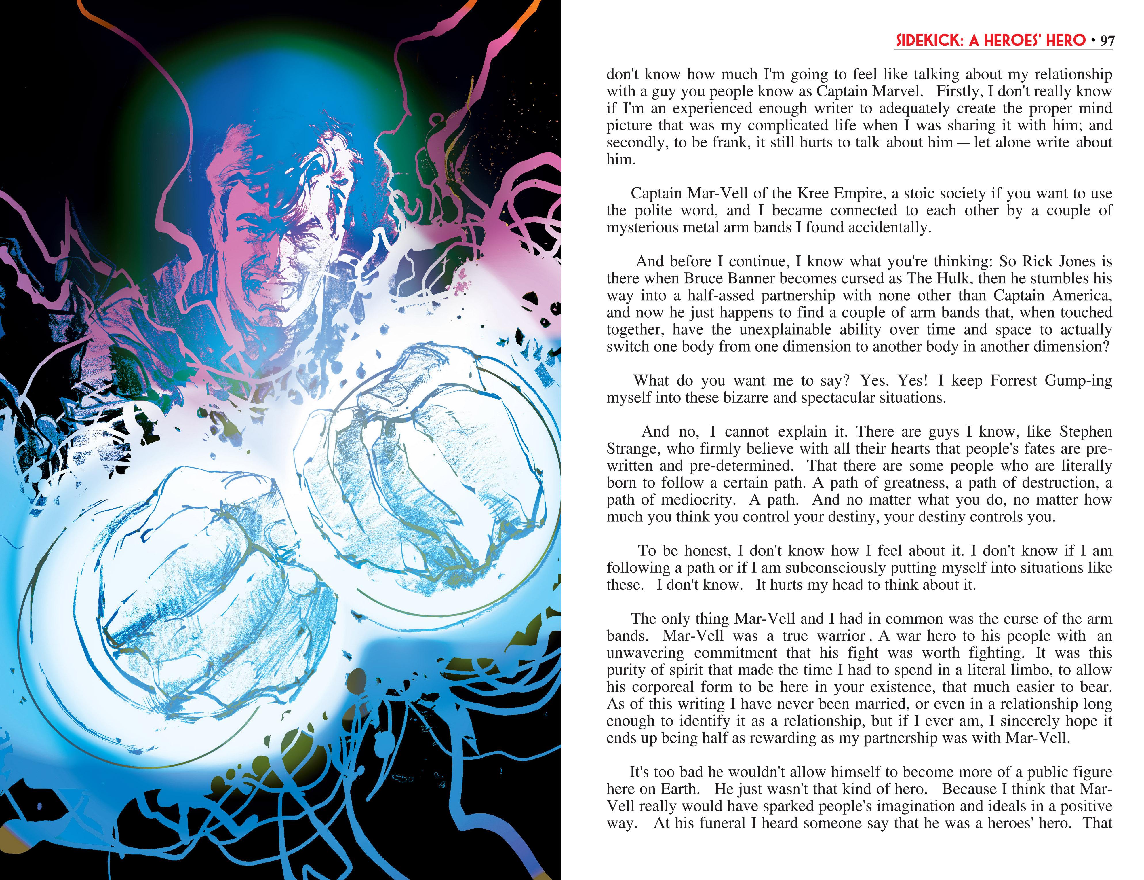 Read online Alias comic -  Issue #8 - 3