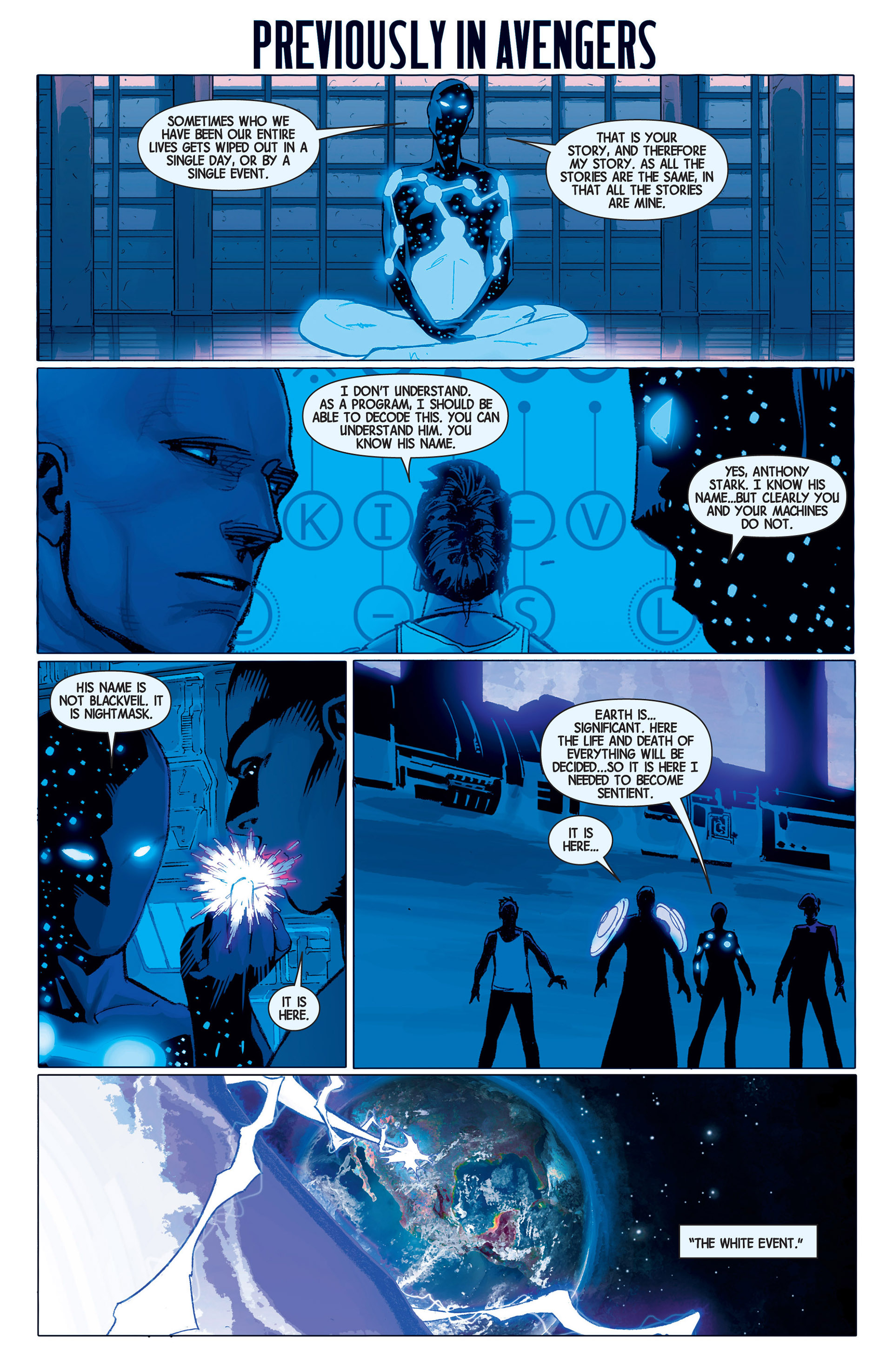 Read online Avengers (2013) comic -  Issue #7 - 2