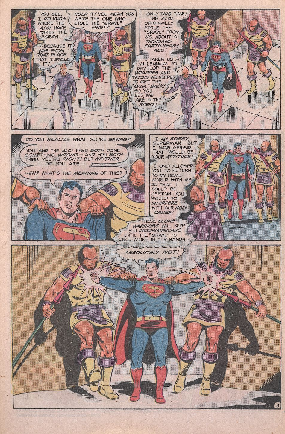 Read online Action Comics (1938) comic -  Issue #517 - 14