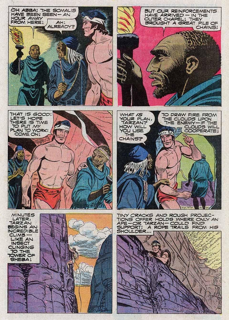Tarzan (1962) issue 204 - Page 20