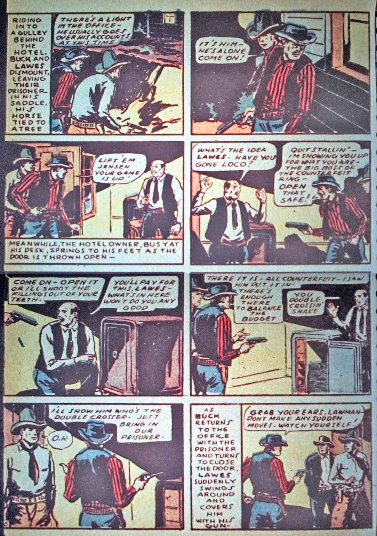 Detective Comics (1937) 32 Page 23