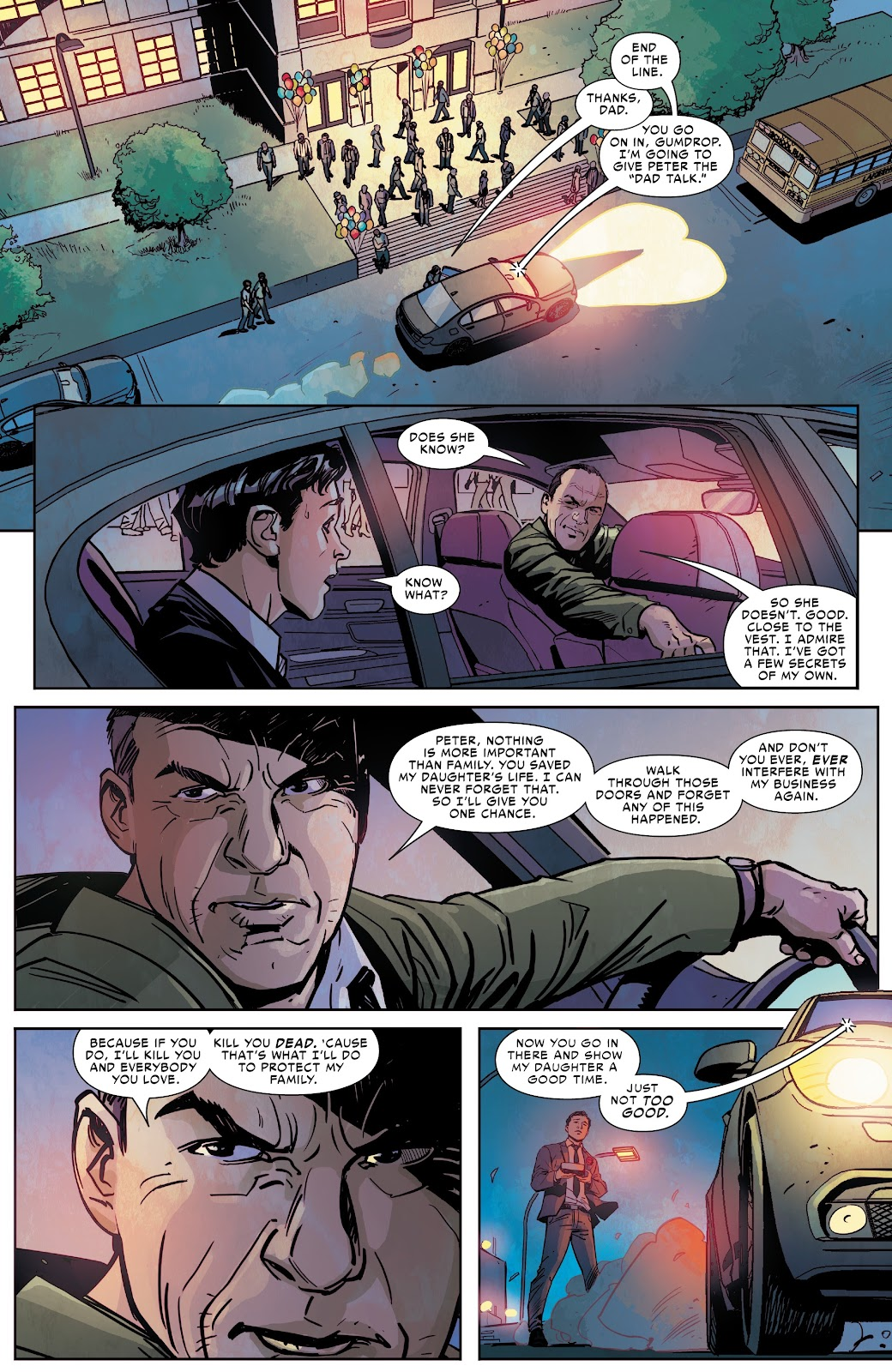 Read online Spider-Man: Far From Home Prelude comic -  Issue #2 - 16