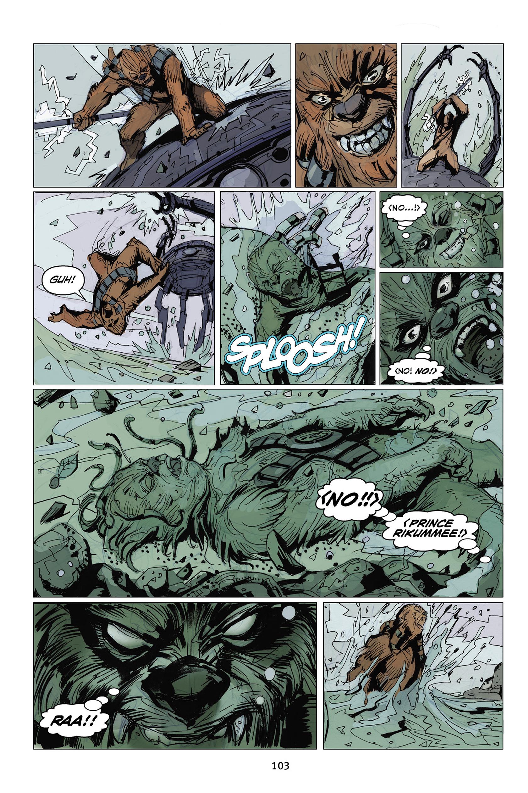 Read online Star Wars Omnibus comic -  Issue # Vol. 30 - 101