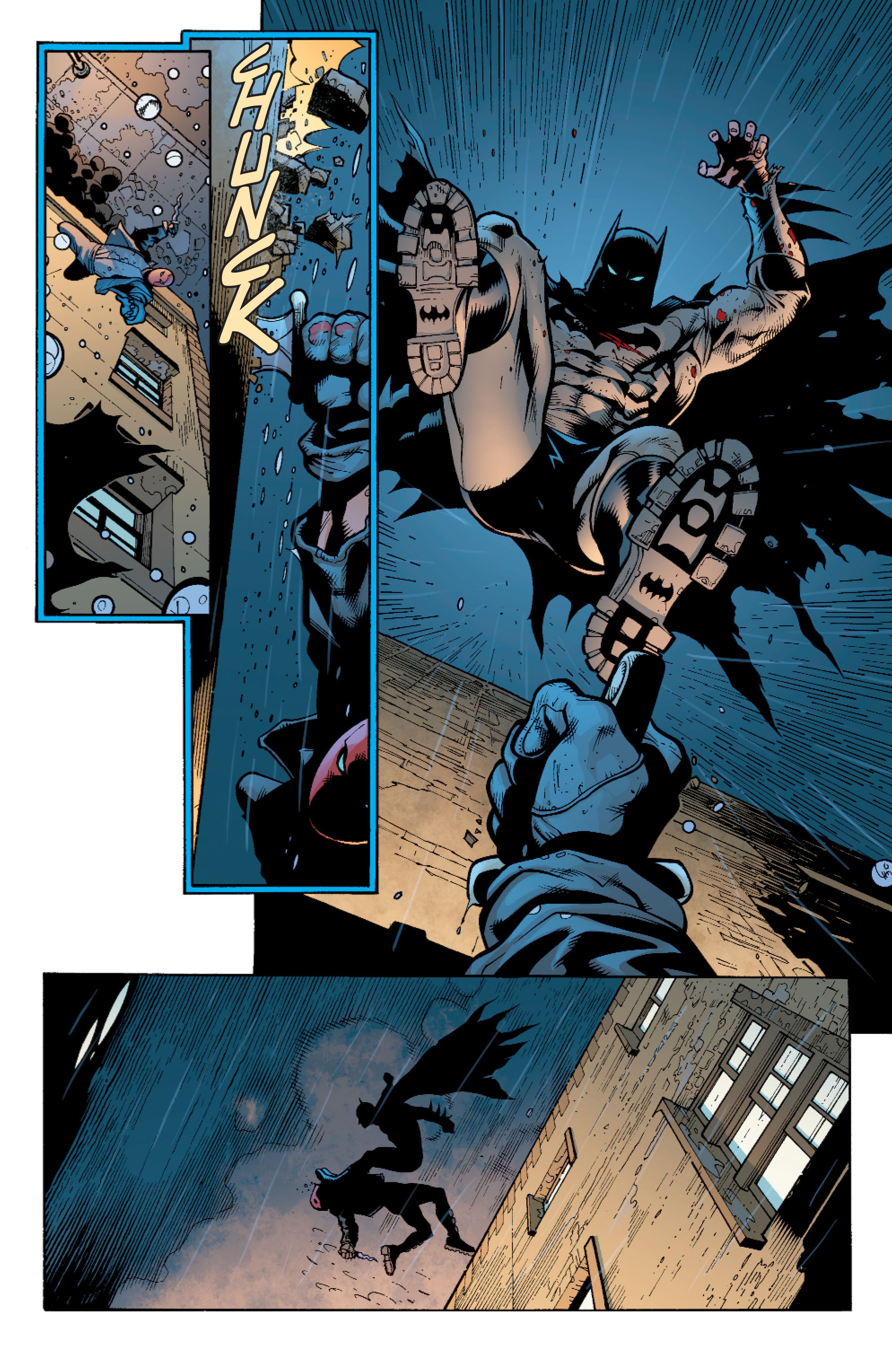 Read online Batman: Under The Red Hood comic -  Issue # Full - 14