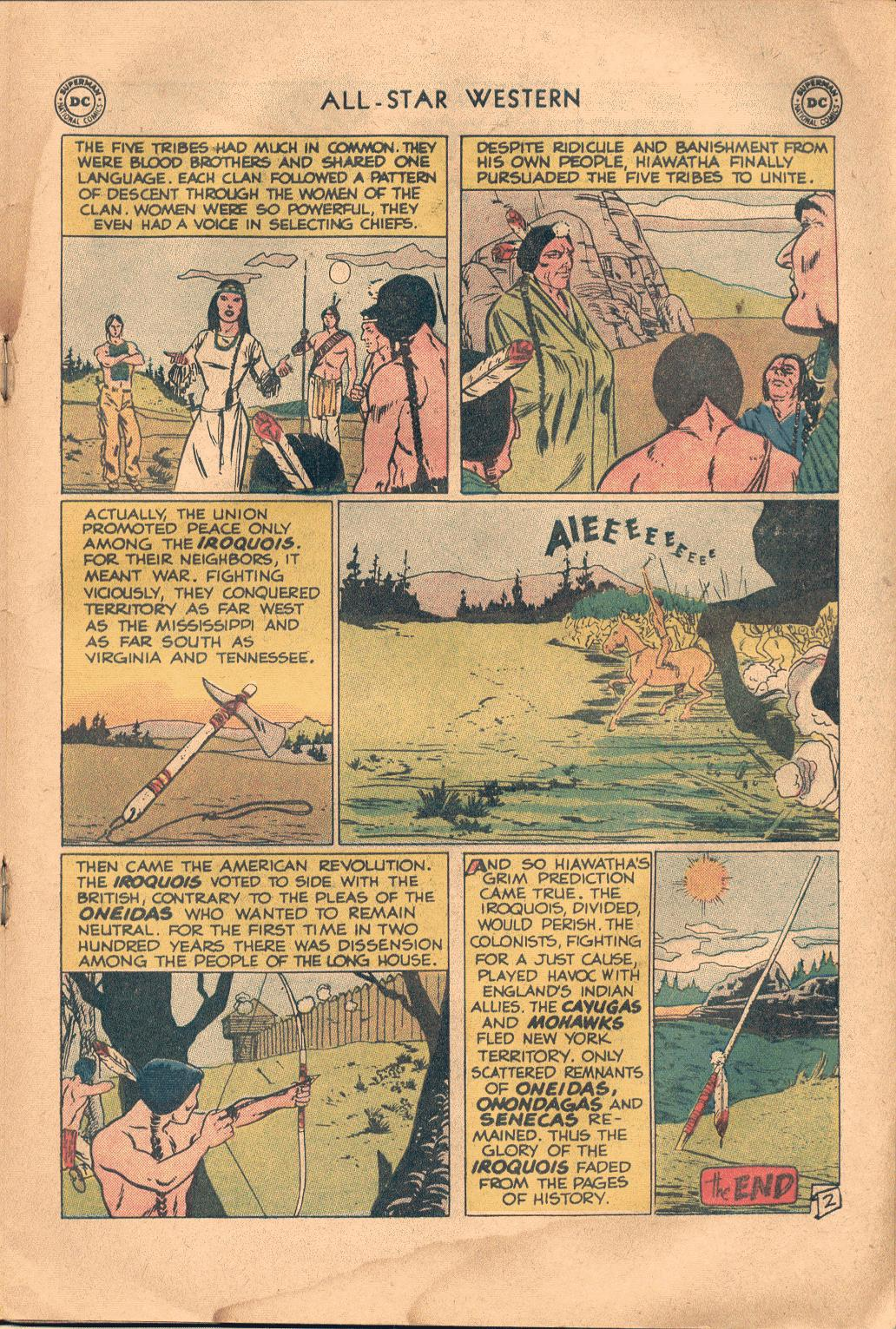 Read online All-Star Western (1951) comic -  Issue #117 - 18