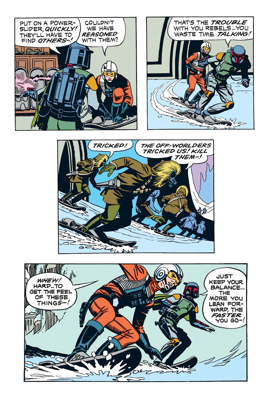 Read online Star Wars Legends: The Newspaper Strips - Epic Collection comic -  Issue # TPB (Part 3) - 64
