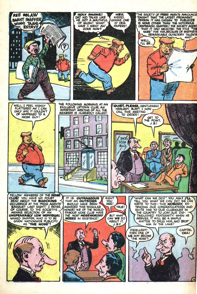 Daredevil (1941) issue 44 - Page 42