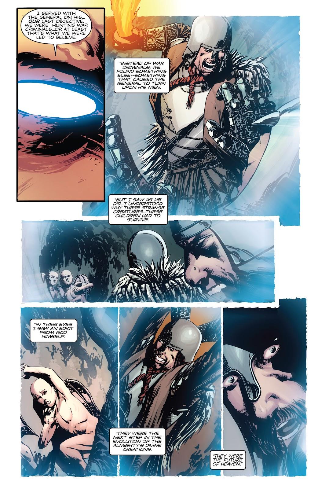 Read online Vampirella Strikes comic -  Issue #5 - 13